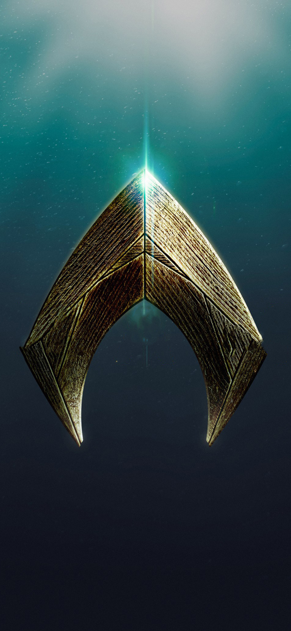 1125x2436 2018 Aquaman Movie Logo Iphone Xs Iphone 10 Iphone X Hd 4k