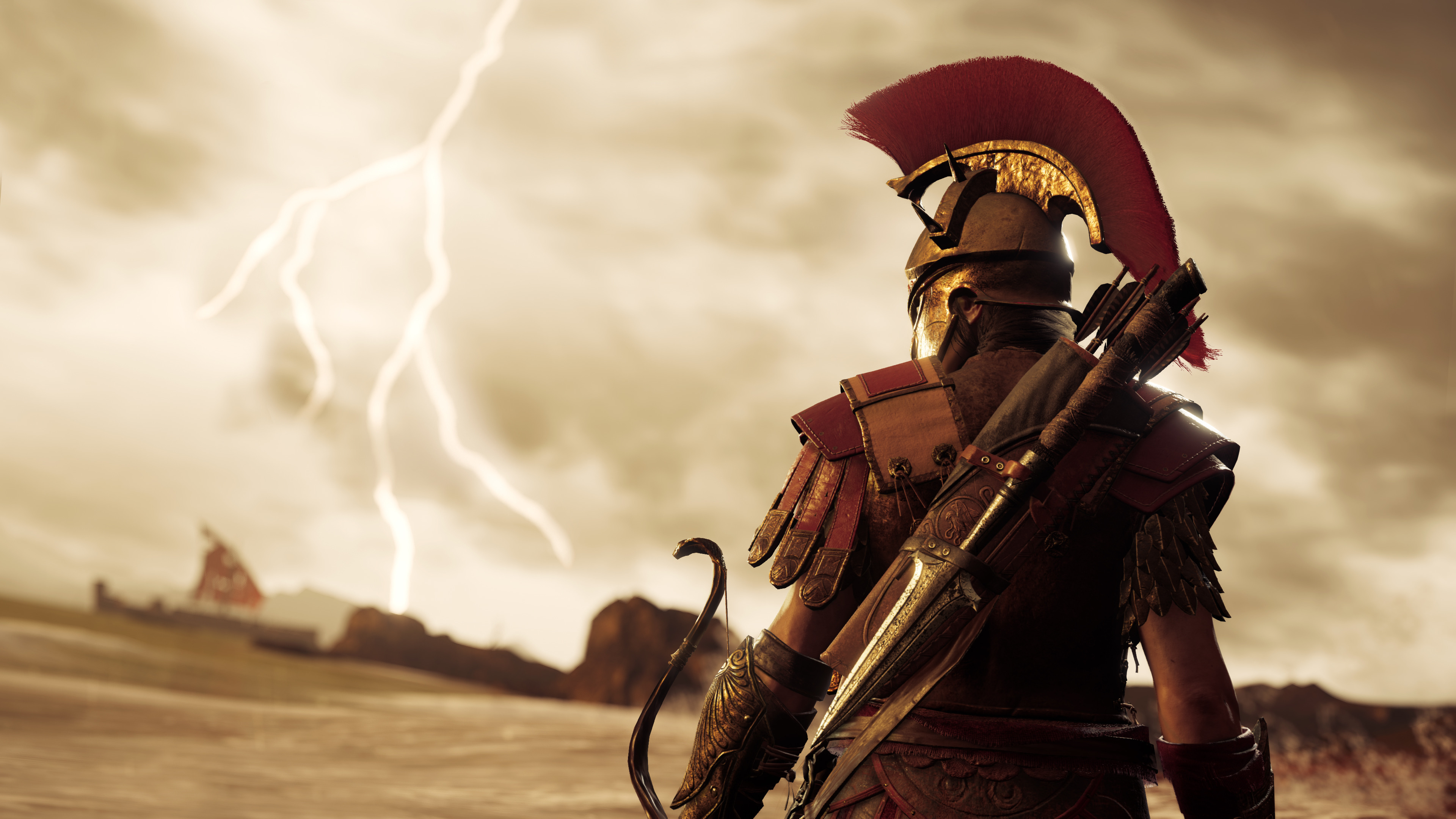 3840x2160 2018 Assassins Creed Odyssey Video Game 4k Hd 4k