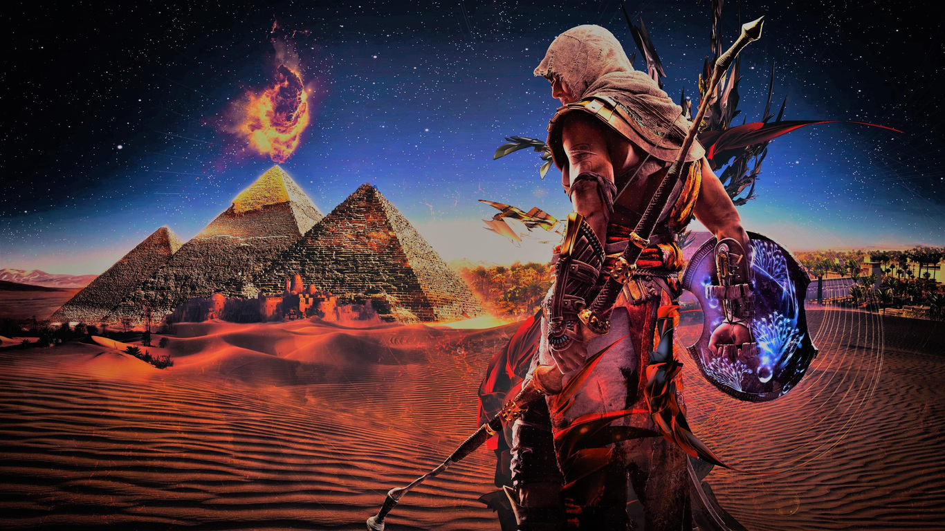 1366x768 2018 Assassins Creed Origins 4k 1366x768 Resolution Hd 4k