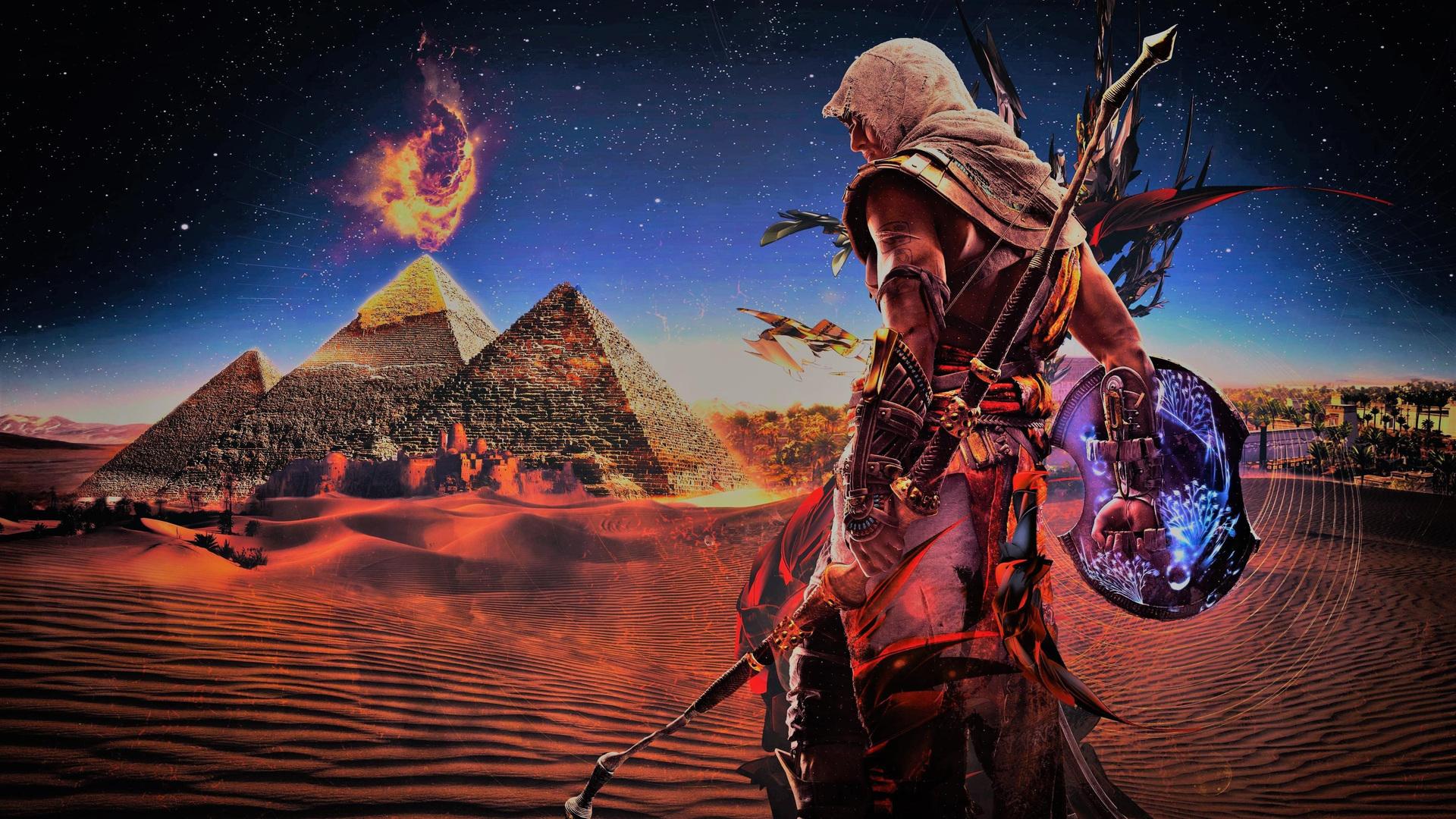 1920x1080 2018 Assassins Creed Origins 4k Laptop Full Hd 1080p Hd