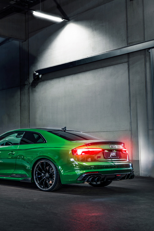 640x960 2018 Audi Abt Rs 5 R Coupe Iphone 4 Iphone 4s Hd 4k