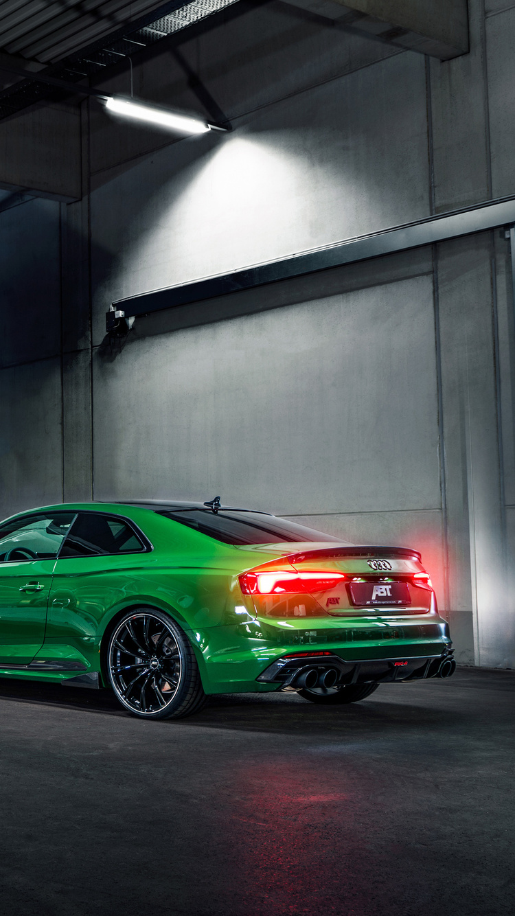 2018 Abt Audi Rs 5 R Coupe 4k Wallpapers