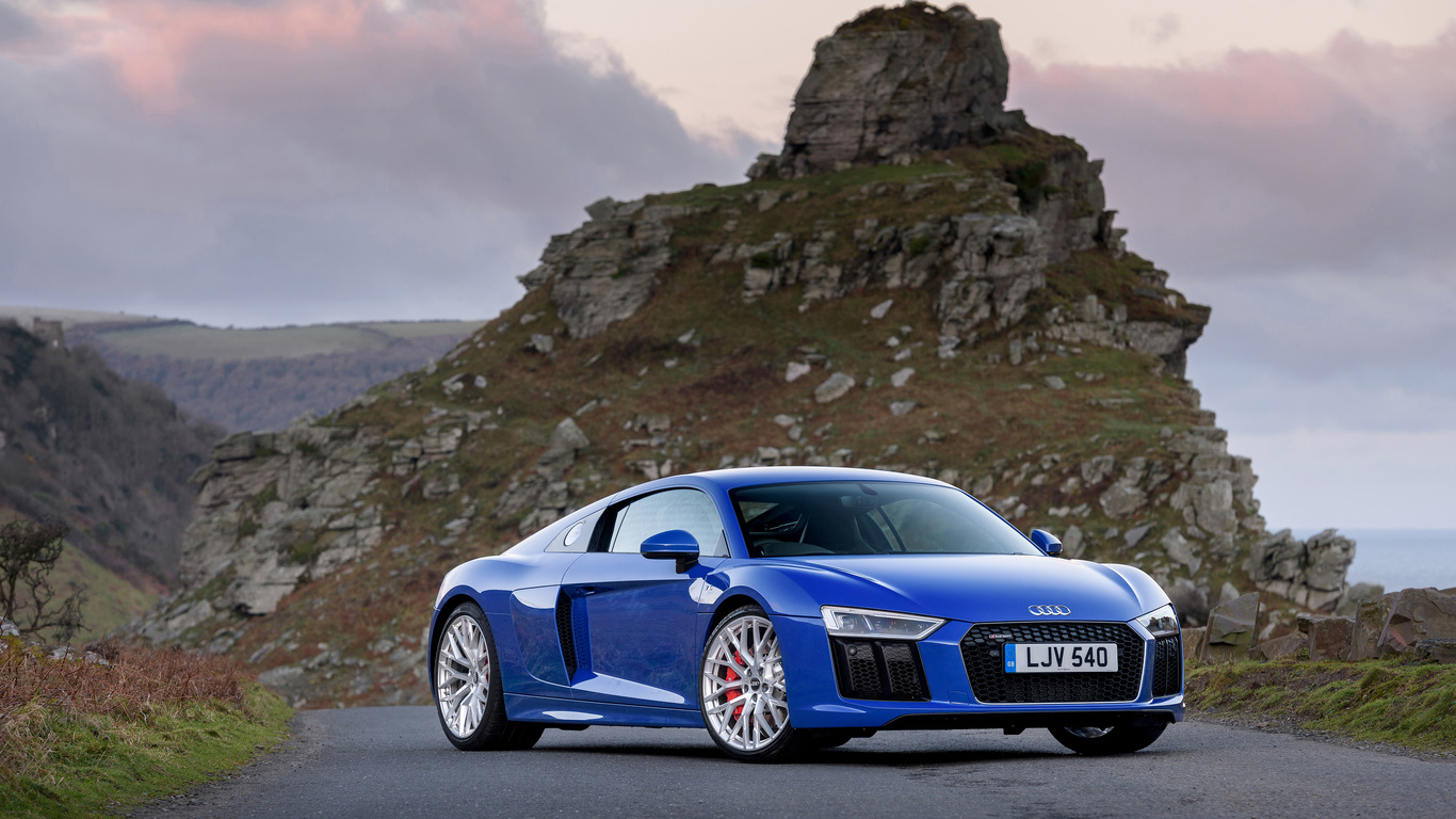 1366x768 2018 audi r8 v10 1366x768 resolution hd 4k wallpapers