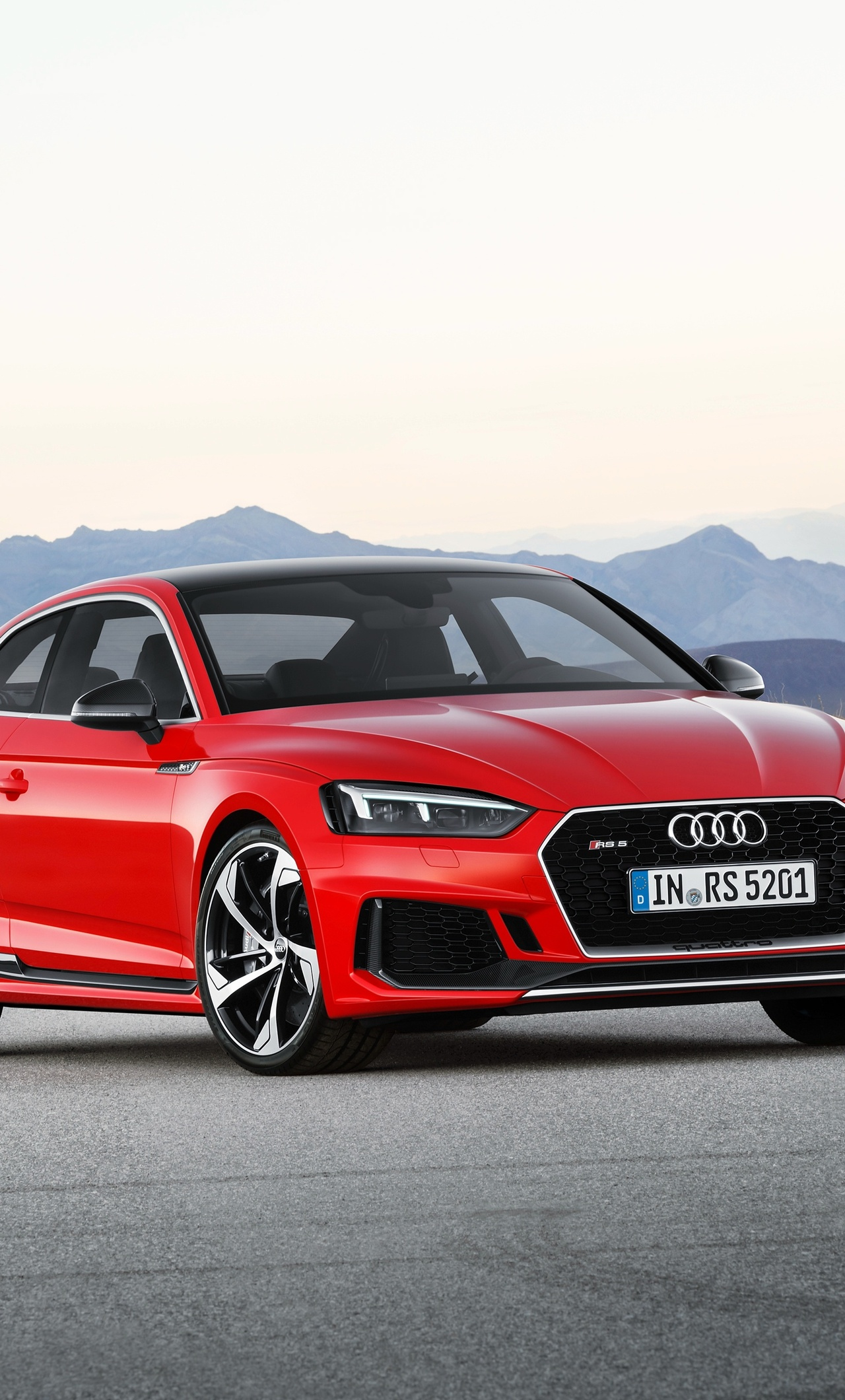 1280x2120 2018 Audi Rs5 Coupe Iphone 6 Hd 4k Wallpapers Images