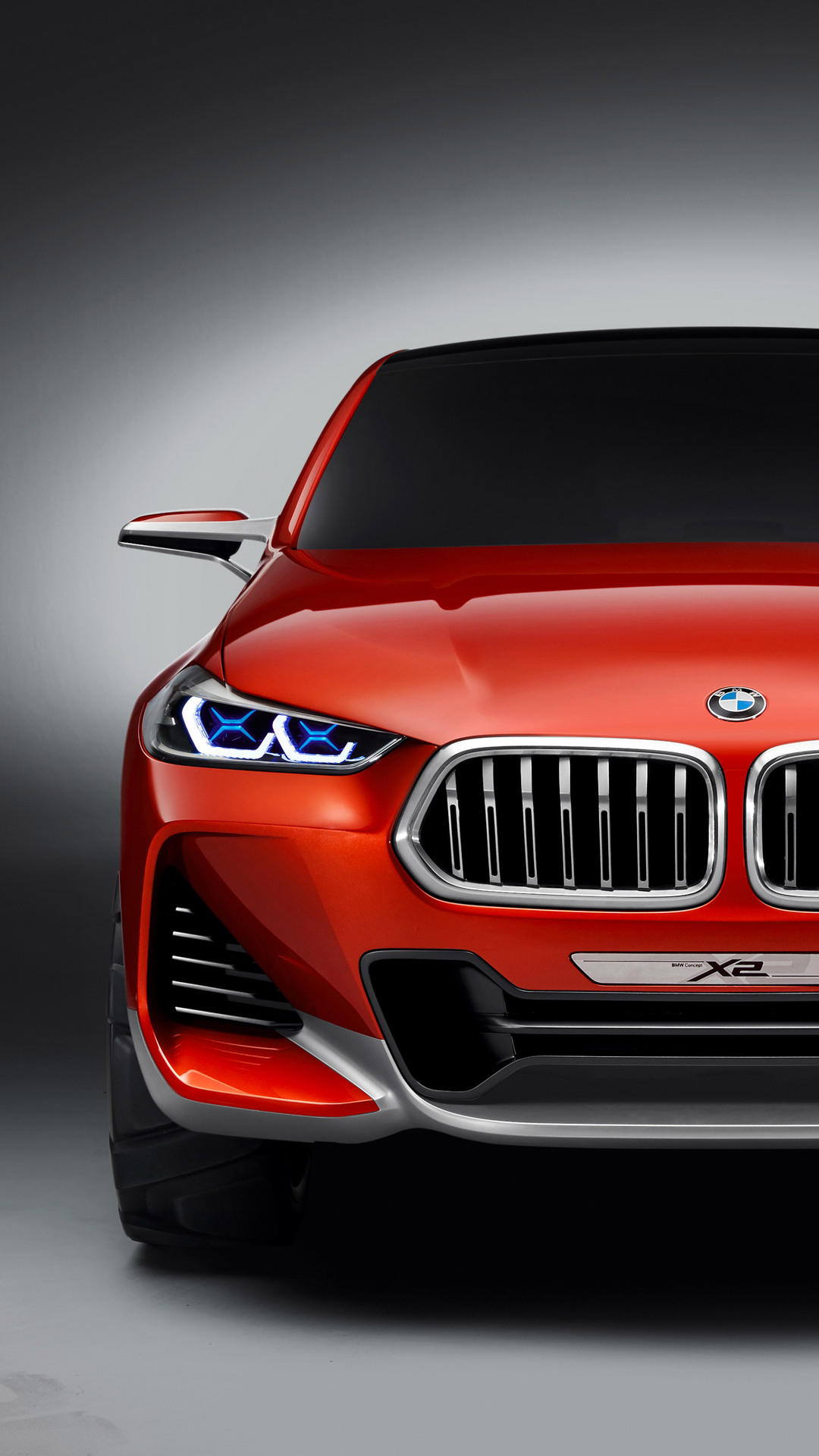 Download 2018 Bmw X2 Concept Car Hd 4k Wallpapers In