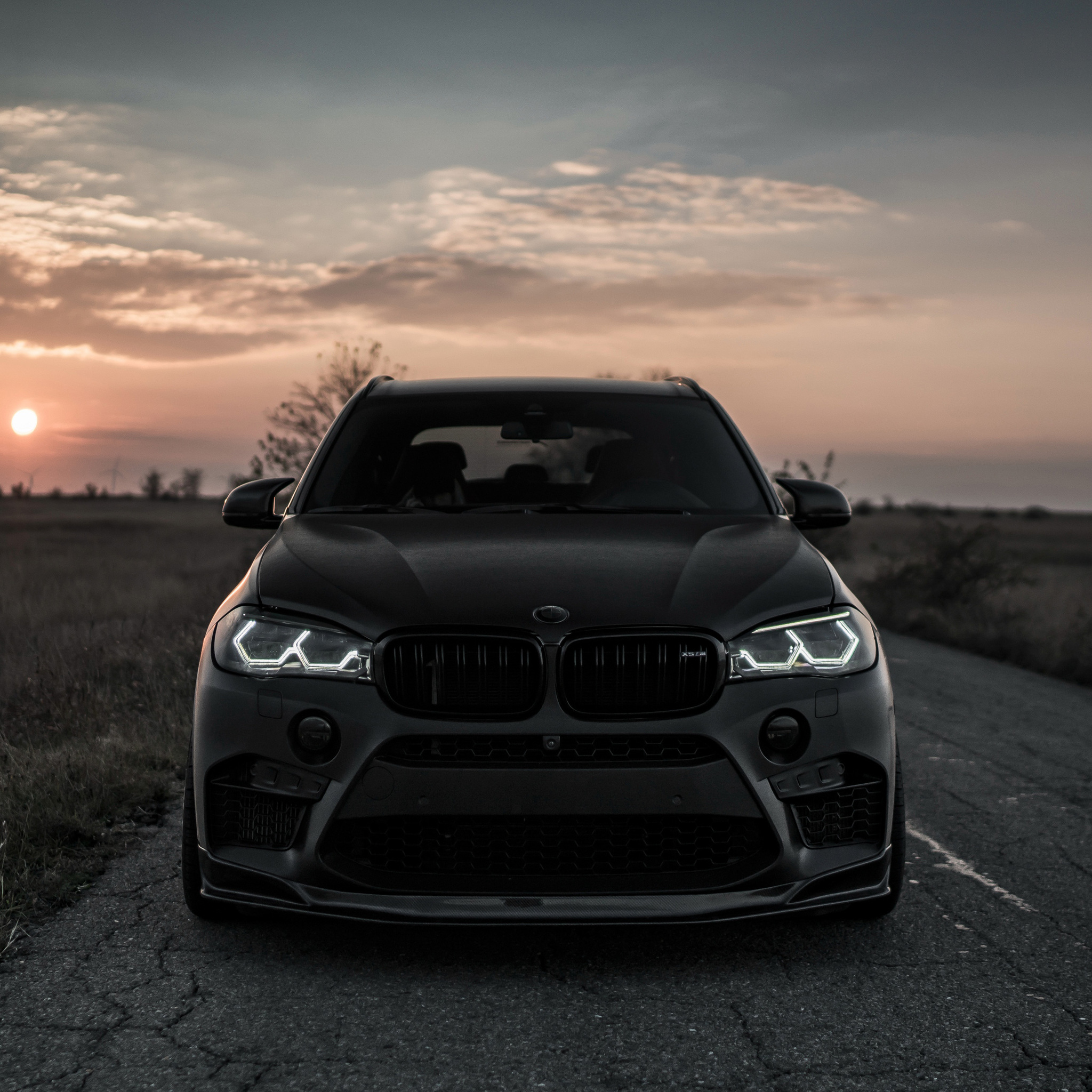 2048x2048 2018 BMW X5 Z Performance Ipad Air HD 4k