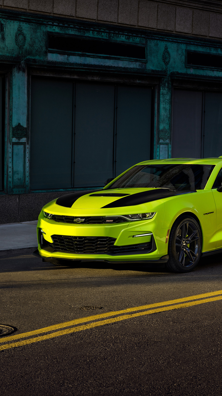 750x1334 2018 Chevrolet Camaro Ss Shock Concept Iphone 6 Iphone 6s Iphone 7 Hd 4k Wallpapers Images Backgrounds Photos And Pictures