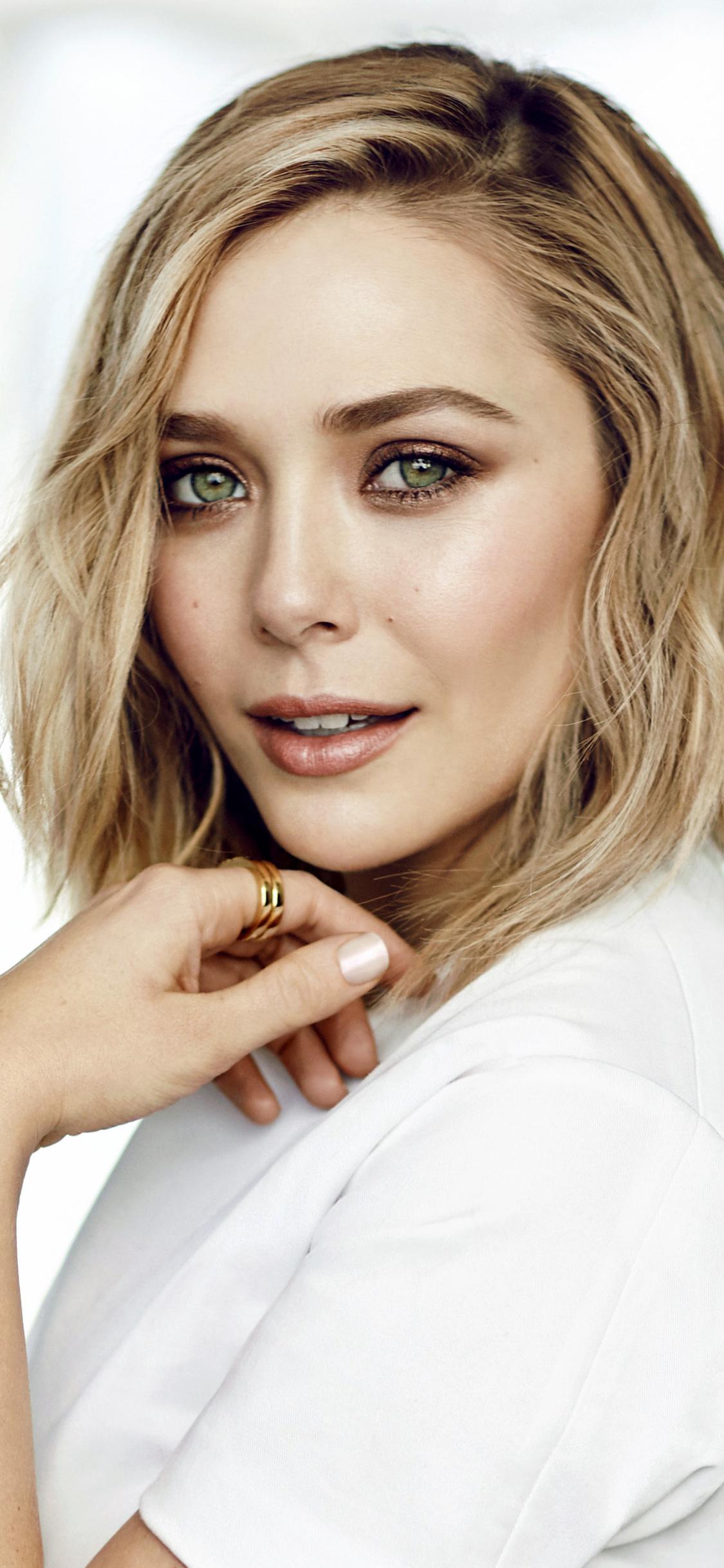 2018 Elizabeth Olsen 4k Is