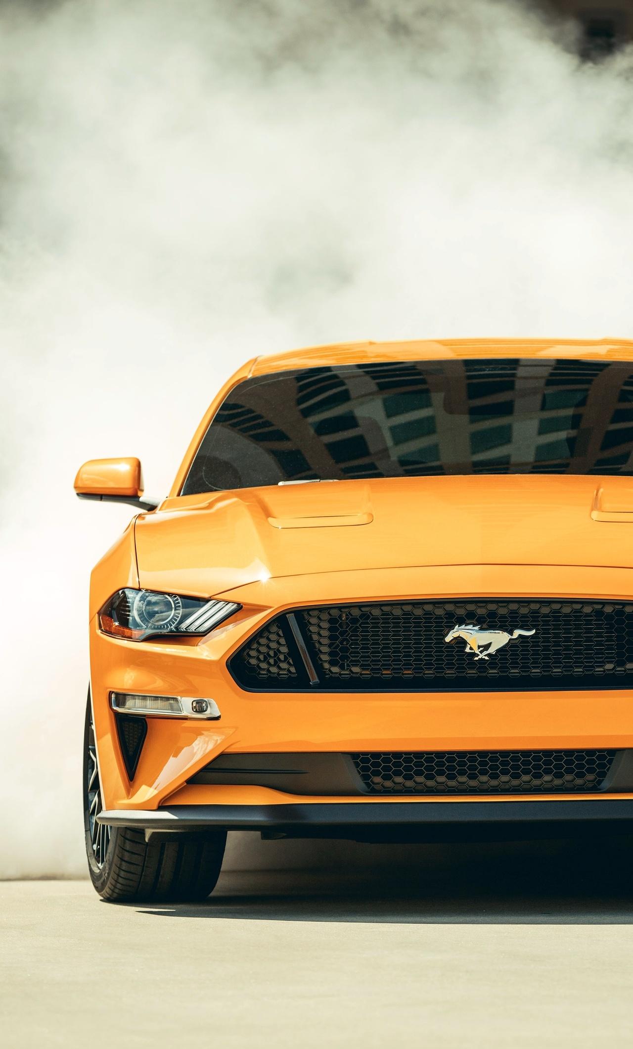 Ford Mustang Iphone Wallpaper Hd Impremedia Net