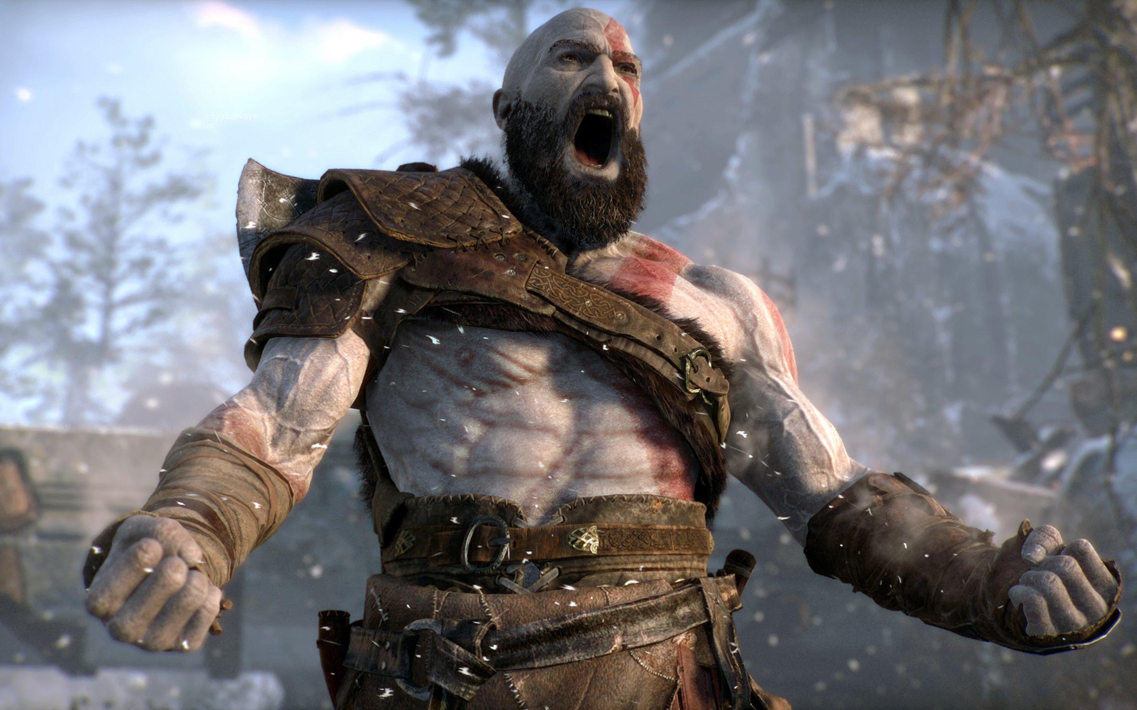 Image result for kratos god of war
