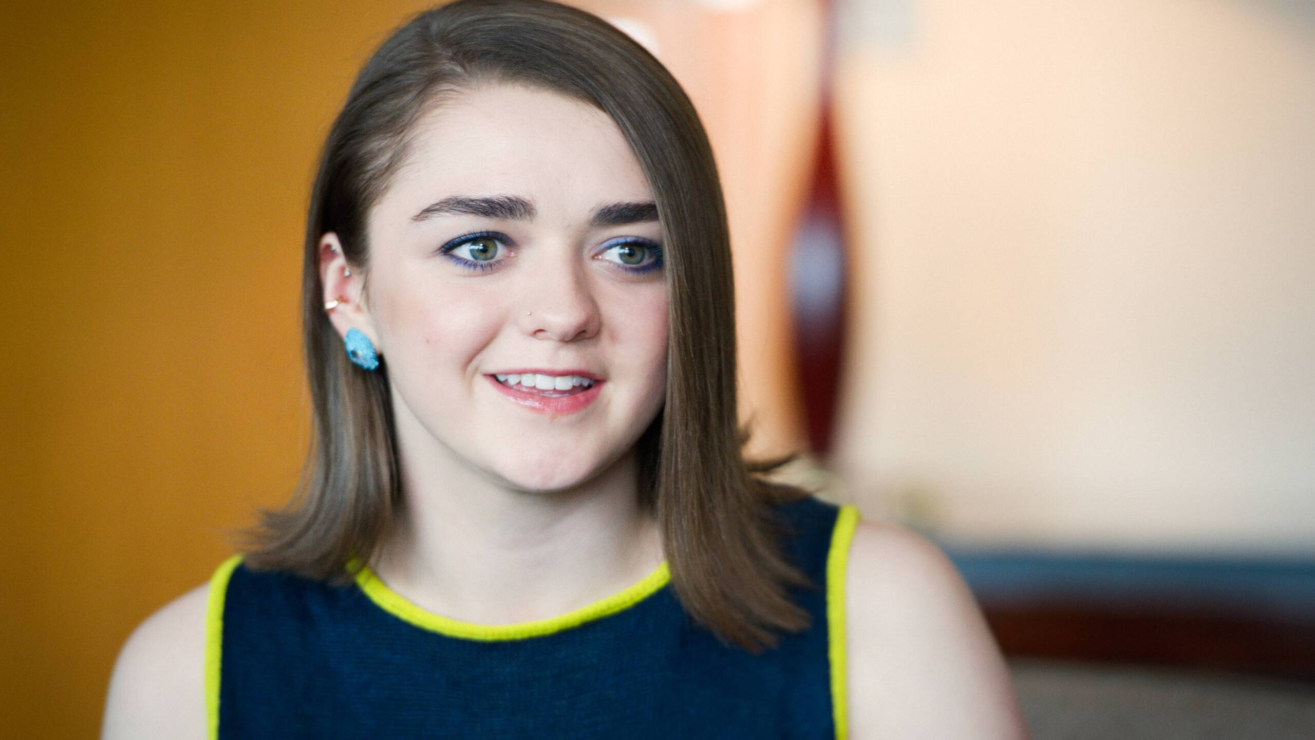 2560x1440 2018 Maisie Williams 5k 1440P Resolution HD 4k