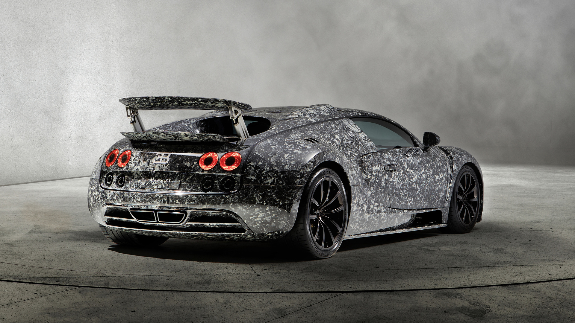 1920x1080 2018 Mansory Bugatti Veyron Vivere Diamond Edition