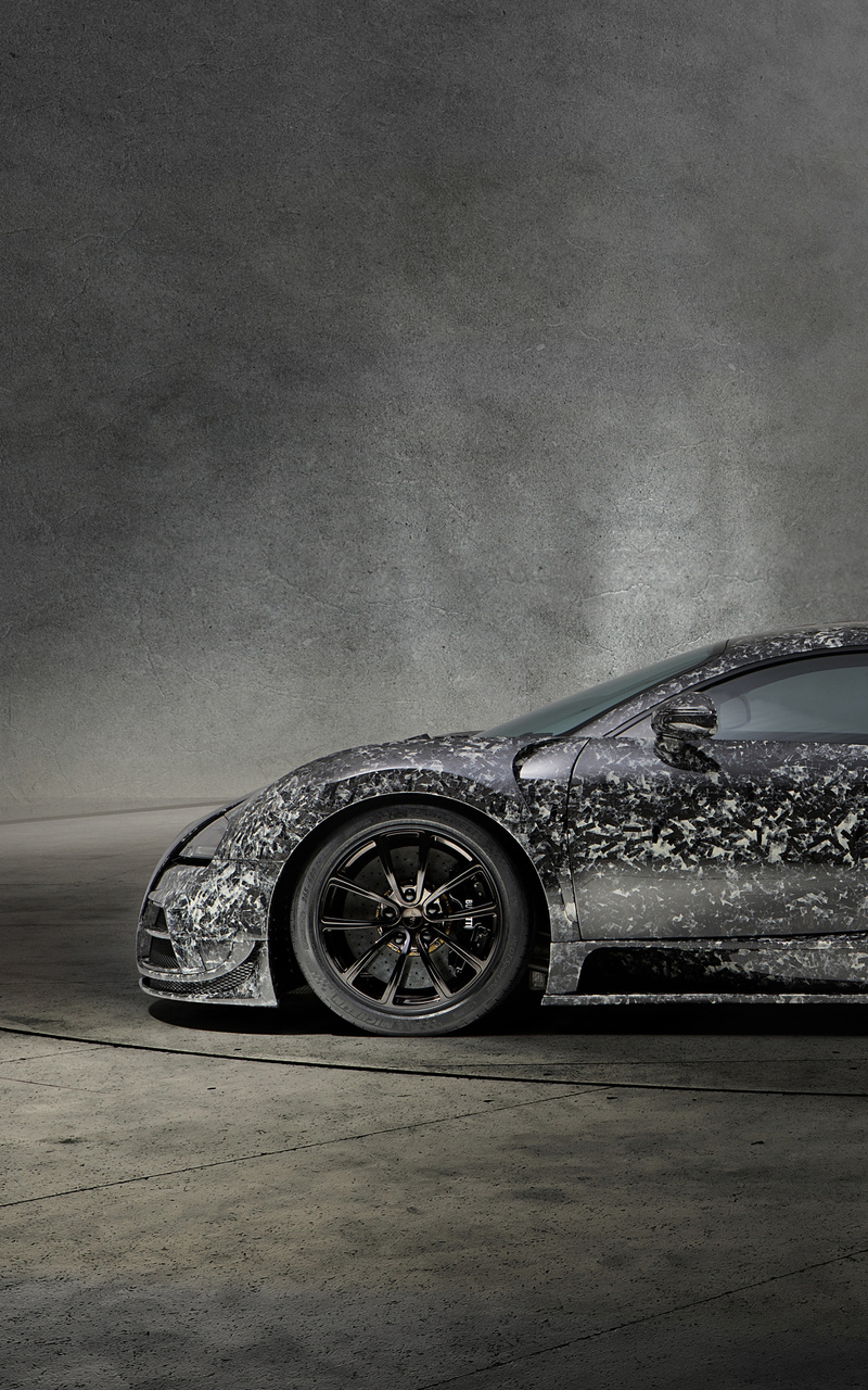2018 mansory bugatti veyron vivere diamond edition side view u0