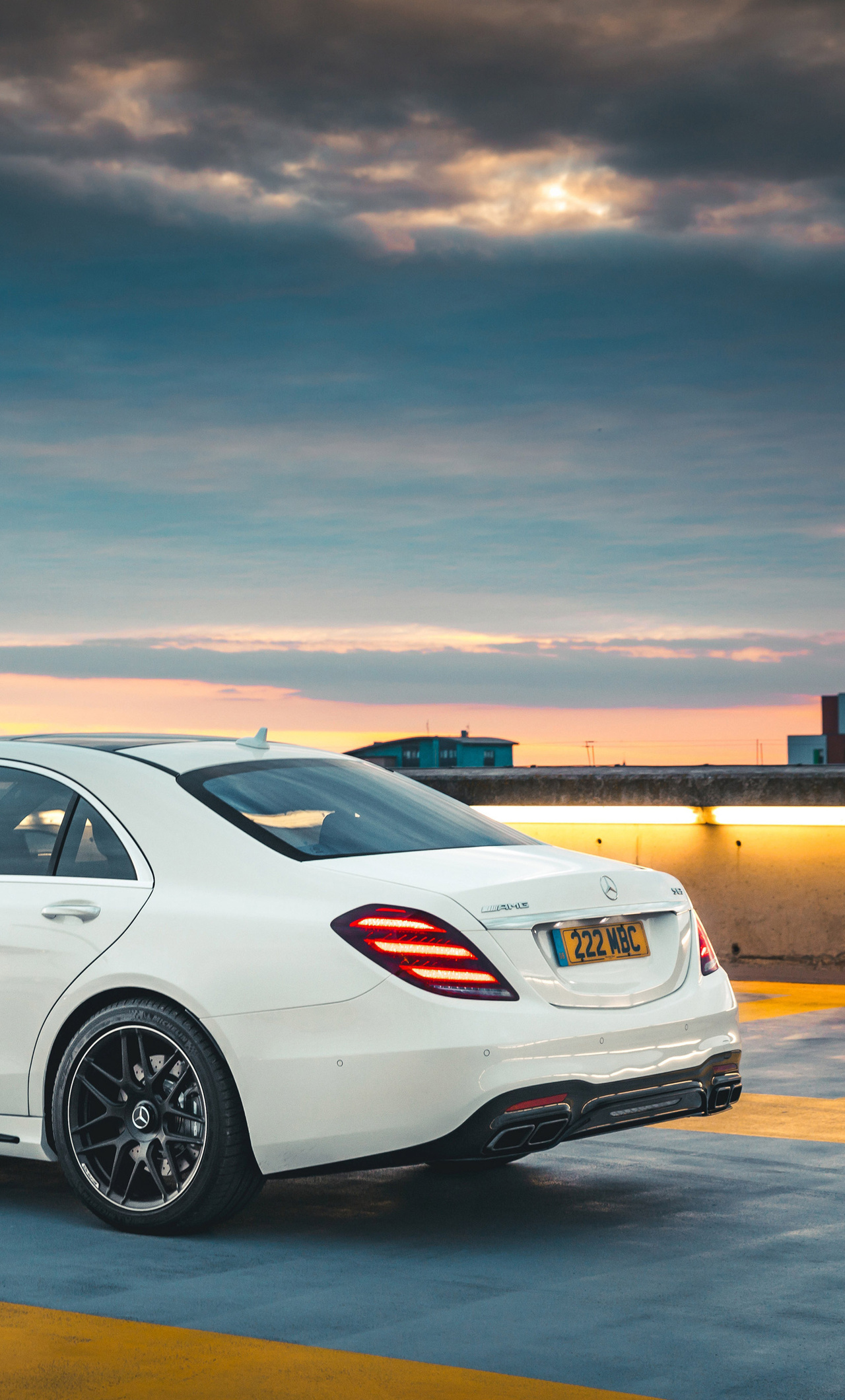 1280x2120 2018 Mercedes AMG S63 iPhone 6+ HD 4k Wallpapers ...