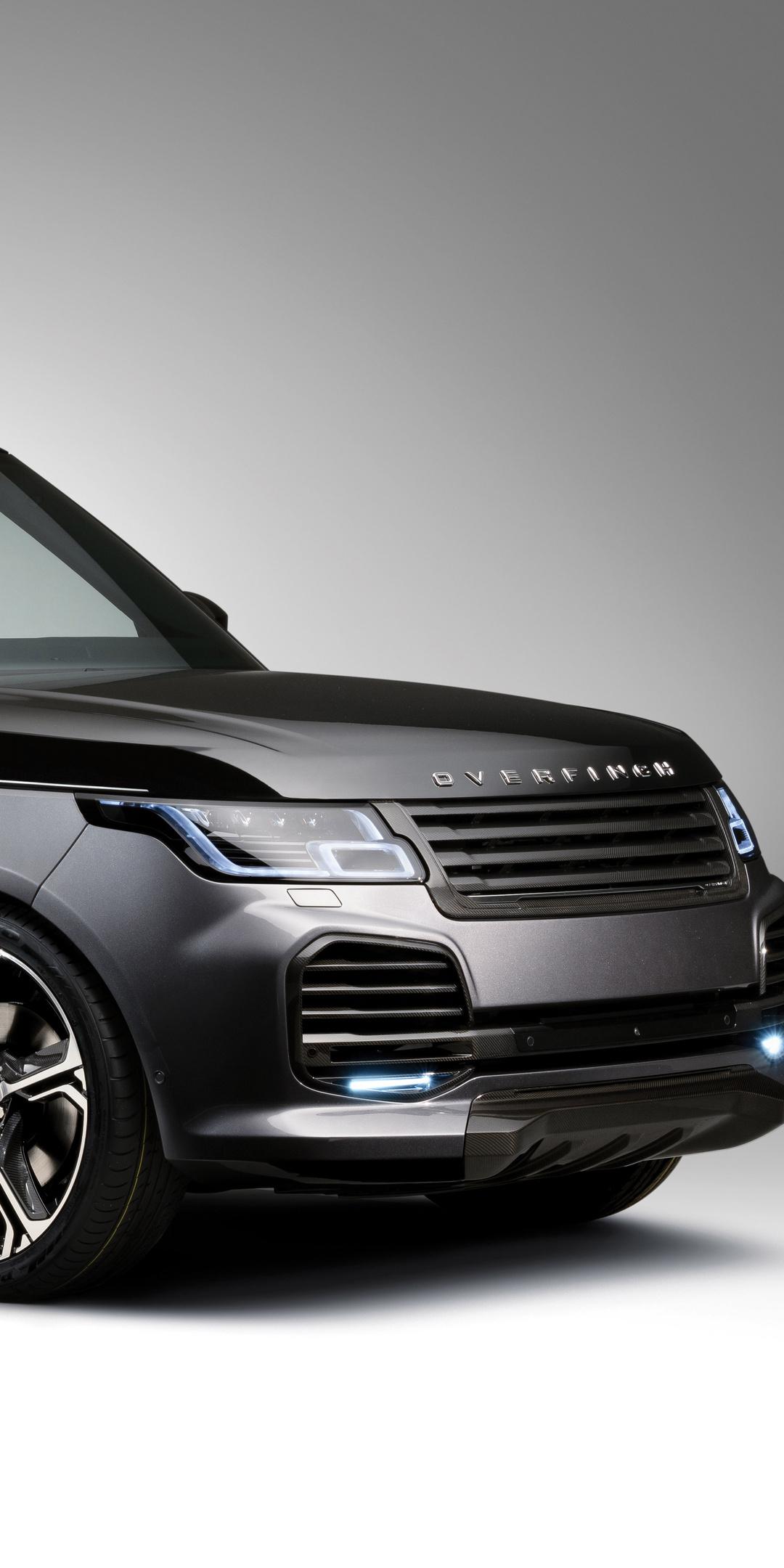Range Rover Car Wallpaper