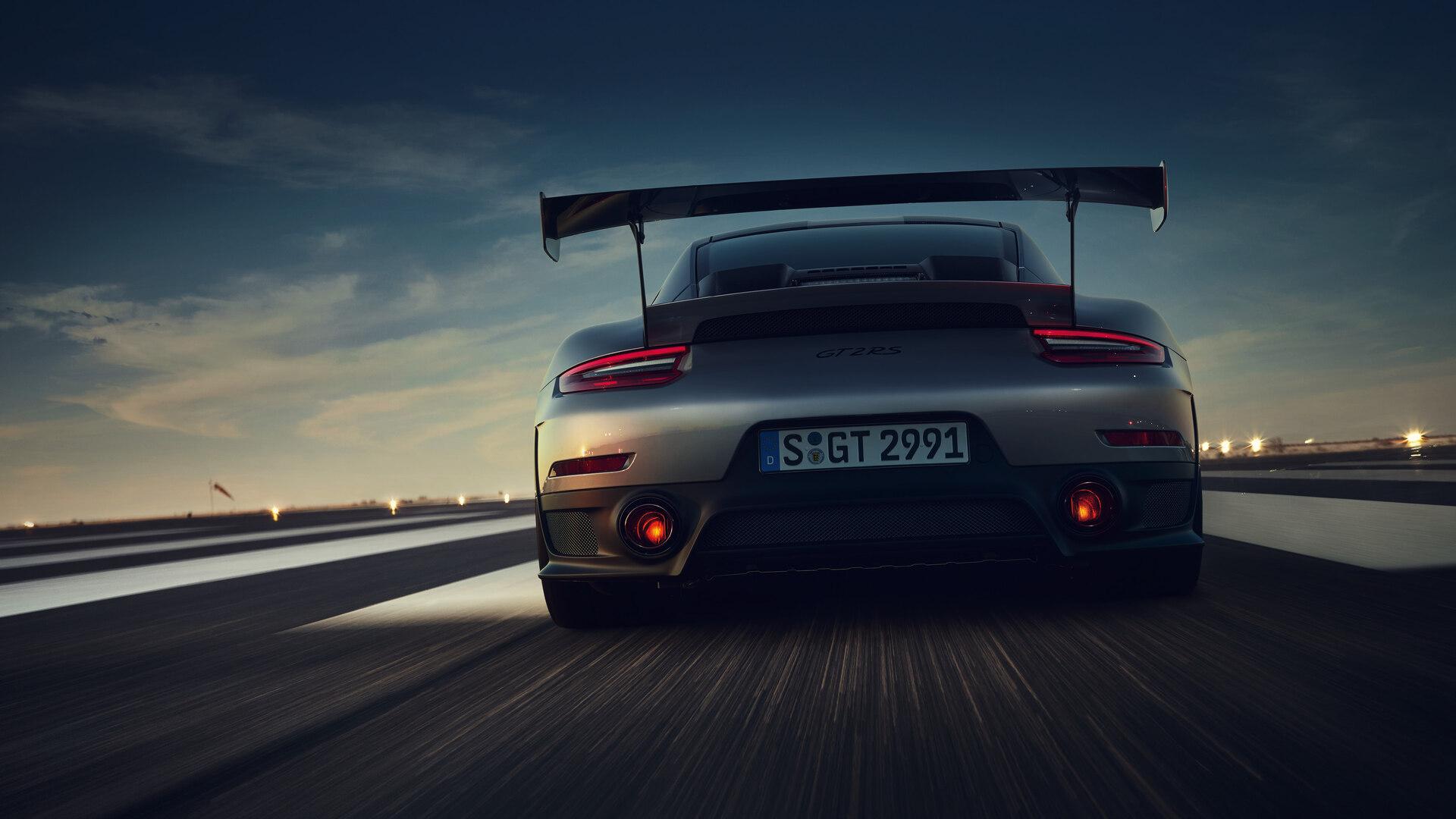 Porsche Hd Wallpapers 1080p: 1920x1080 2018 Porsche 911 GT2RS Laptop Full HD 1080P HD