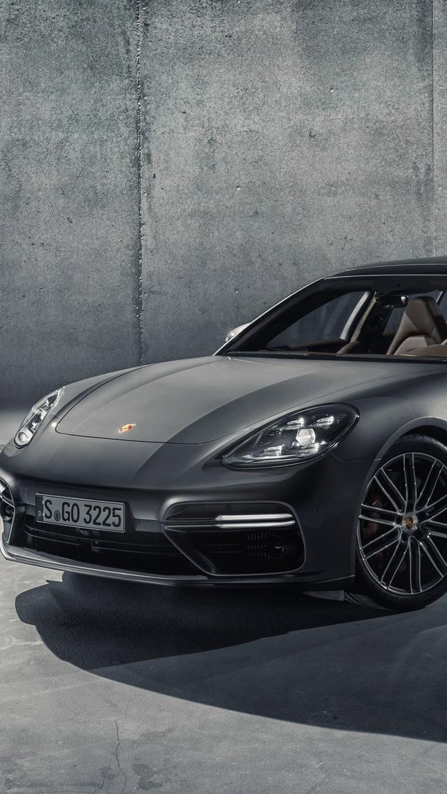 640x1136 2018 Porsche Panamera Sport Turismo Iphone 5 5c 5s Se Ipod