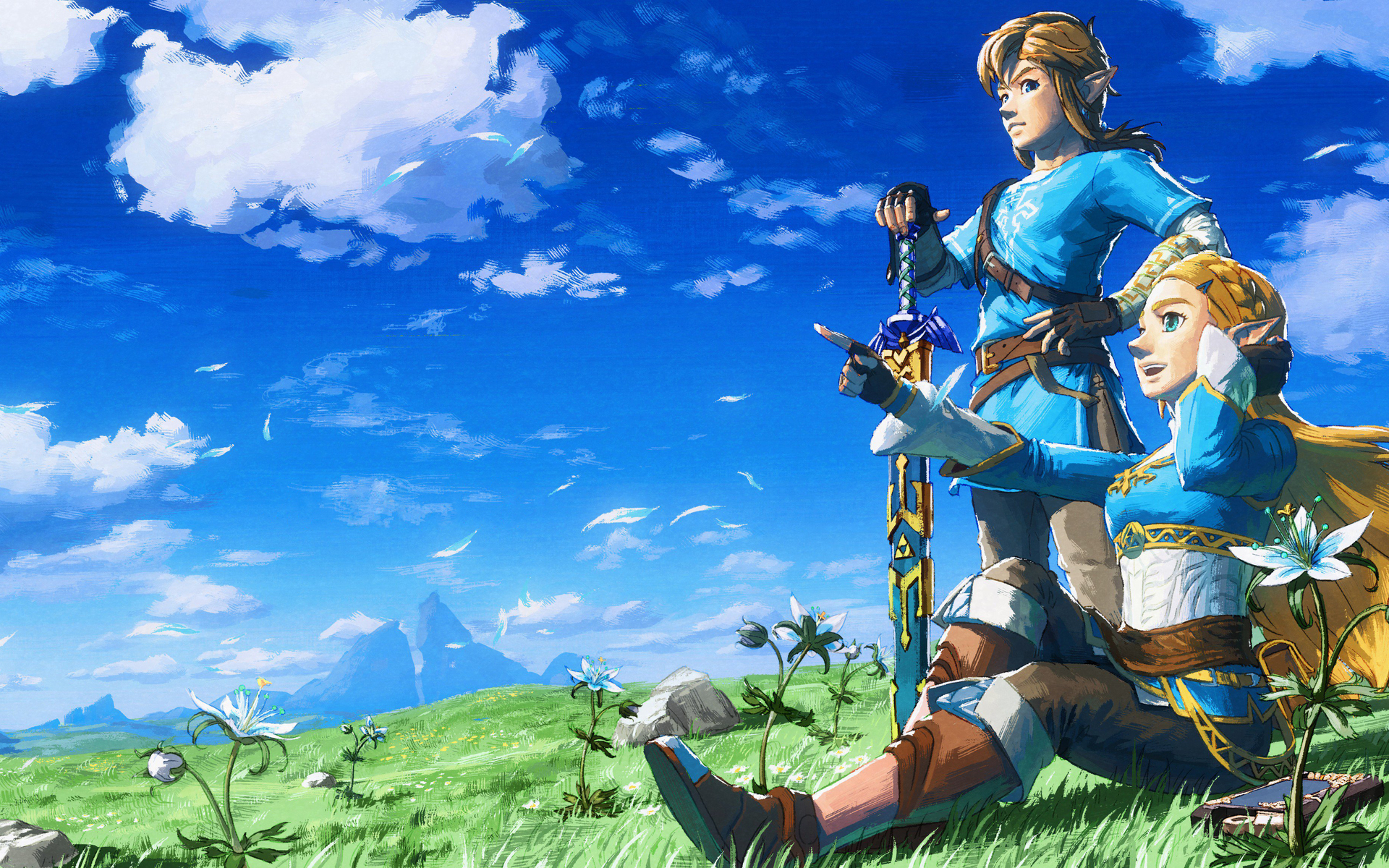 1920x1200 2018 The Legend Of Zelda Breath Of The Wild 4k 1080p
