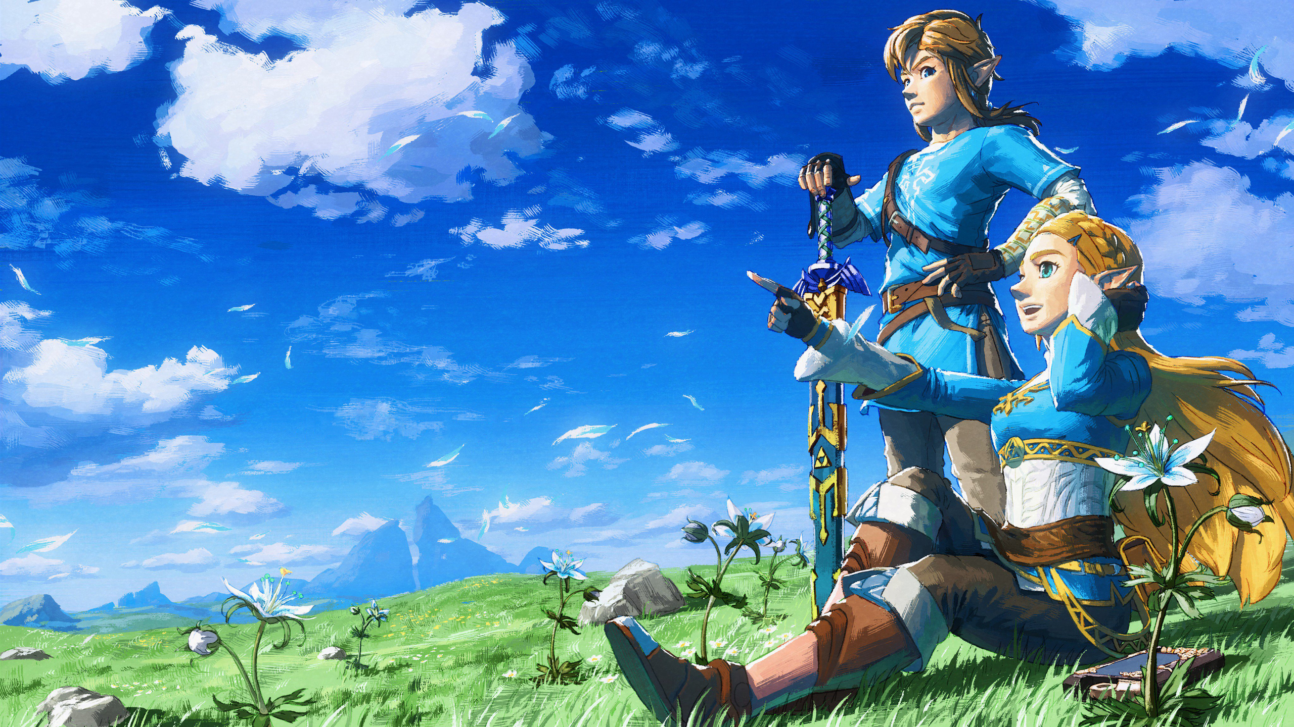 Inspirational Quotes Best Ever Breath Of The Wild Wallpaper 2560x1440