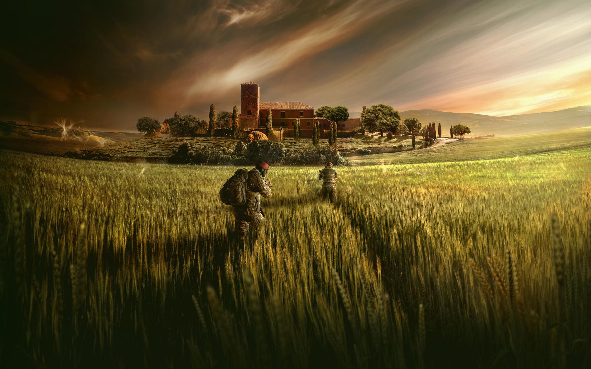 1920x1200 2018 Tom Clancys Rainbow Six Siege 5k 1080P ...