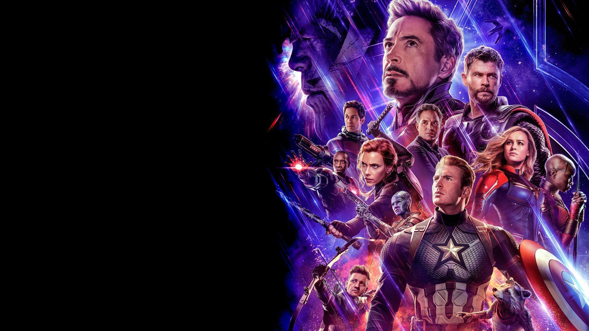 1920x1080 2019 Avengers EndGame Laptop Full HD 1080P HD 4k ...