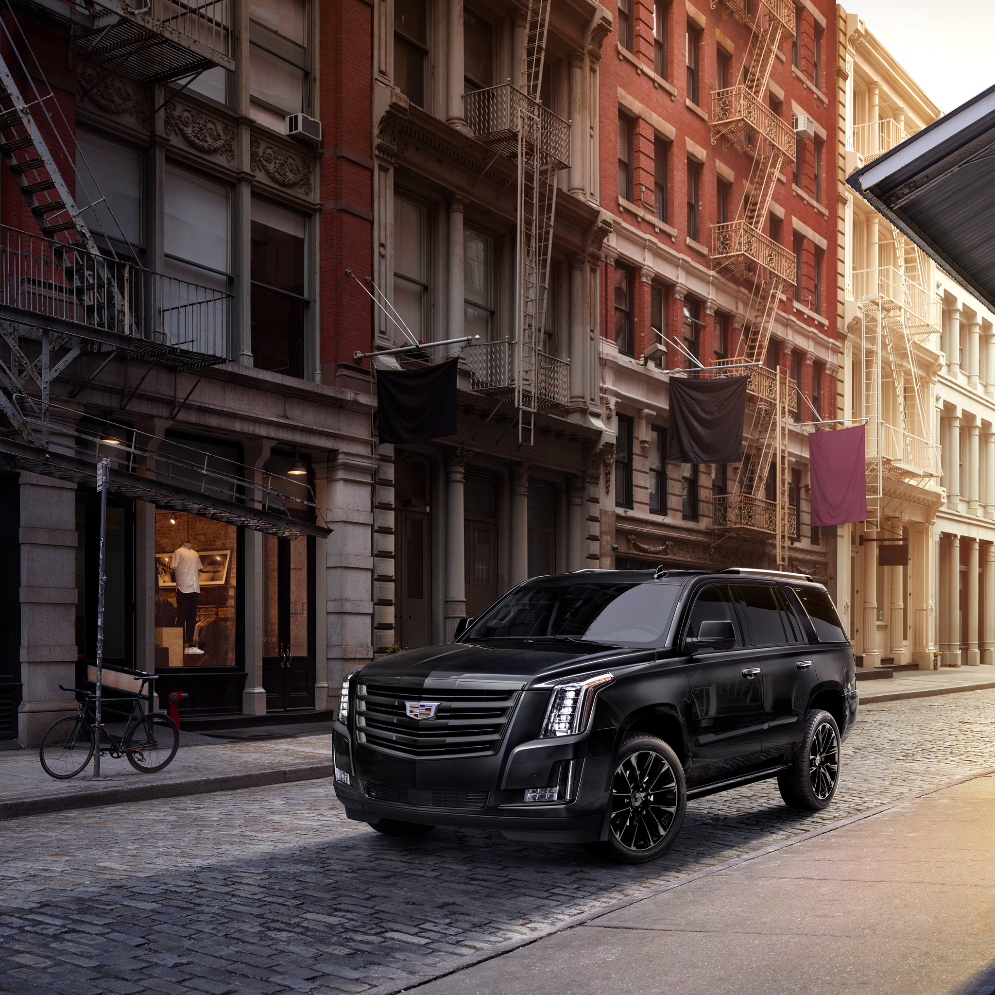2048x2048 2019 Cadillac Escalade Sport Edition Ipad Air HD