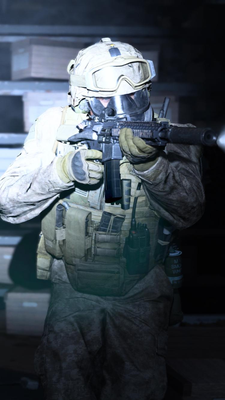 750x1334 2019 Call Of Duty Modern Warfare 4k Iphone 6 Iphone 6s