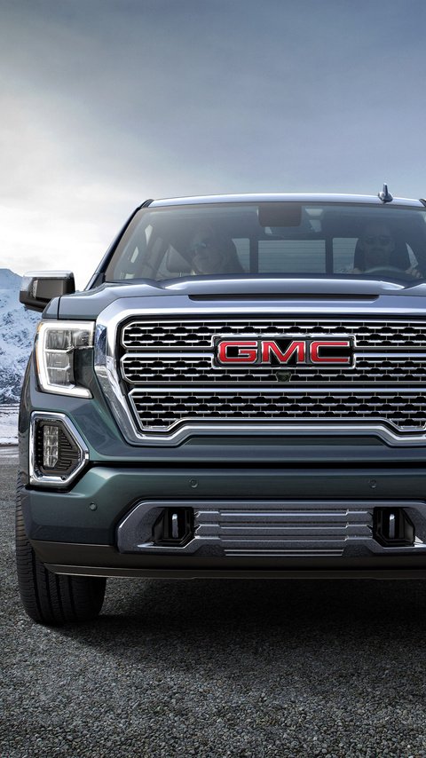 480x854 2019 Gmc Sierra Android One Hd 4k Wallpapers Images