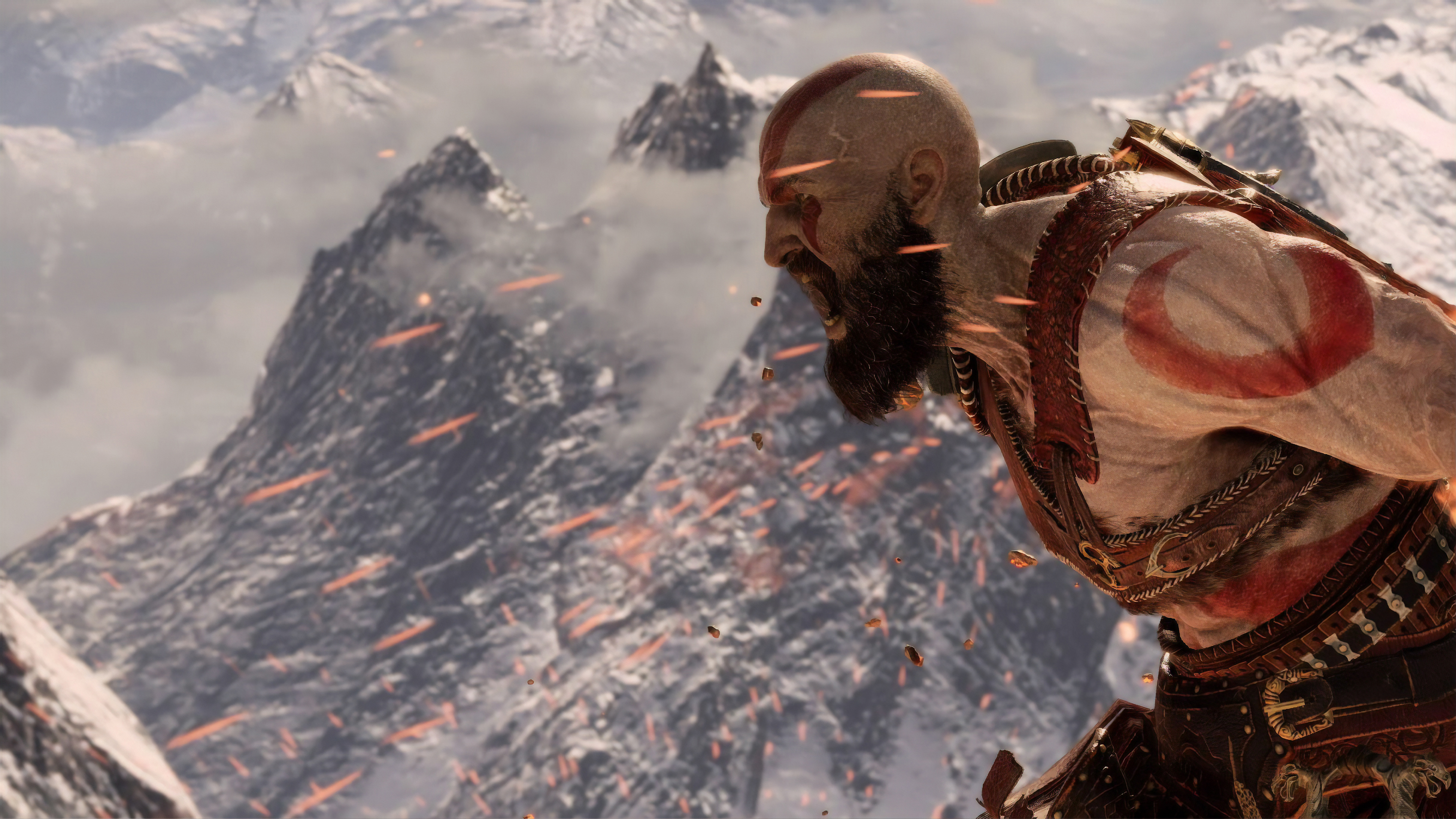 3840x2160 2019 God Of War 4 4k 4k Hd 4k Wallpapers Images