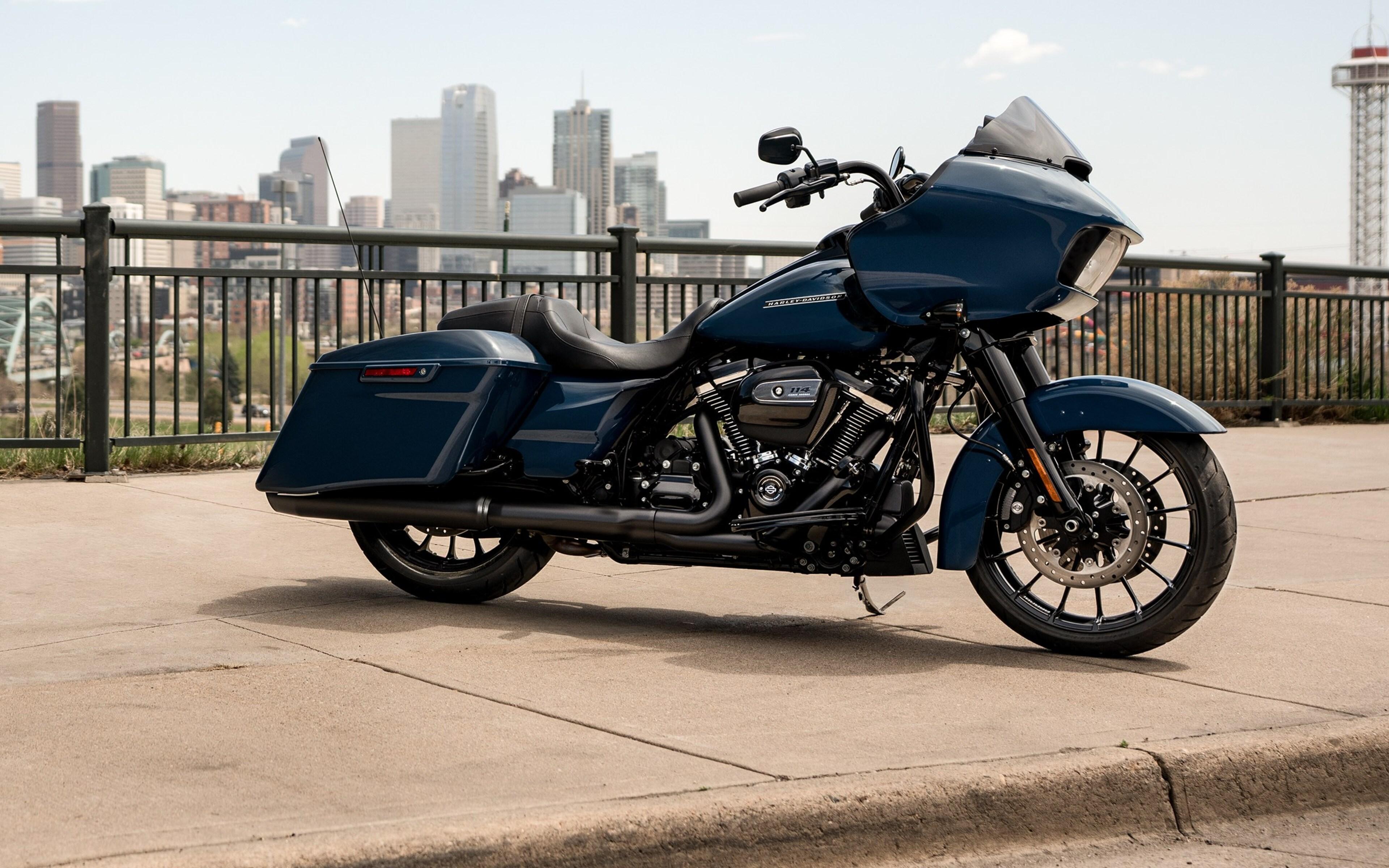 3840x2400 2019 Harley Davidson Road Glide 4k HD 4k
