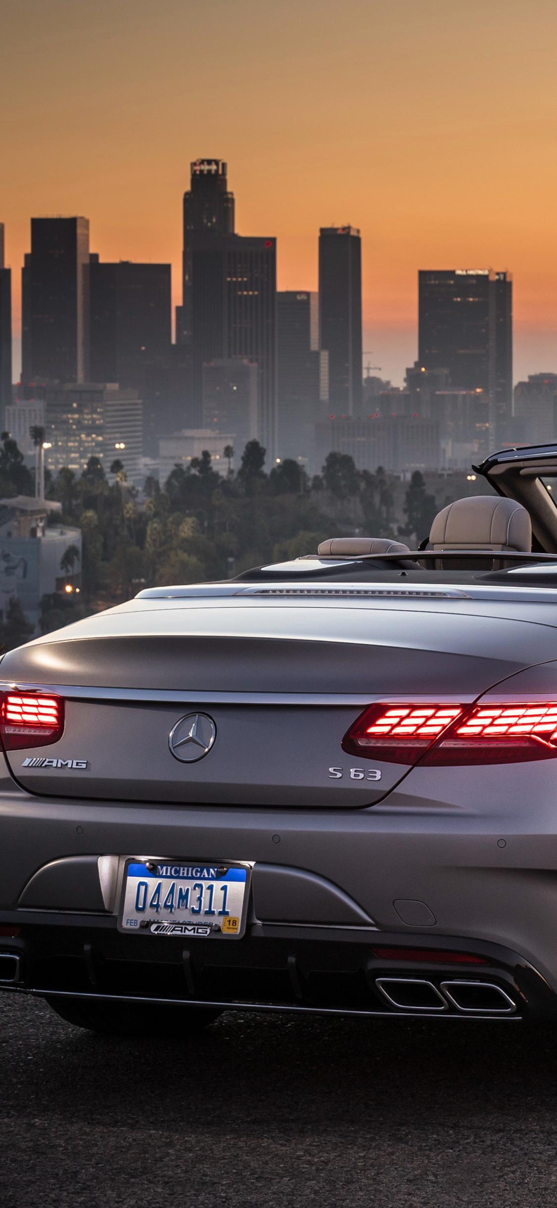 1125x2436 2019 Mercedes Amg S 63 Iphone Xs Iphone 10 Iphone X Hd 4k