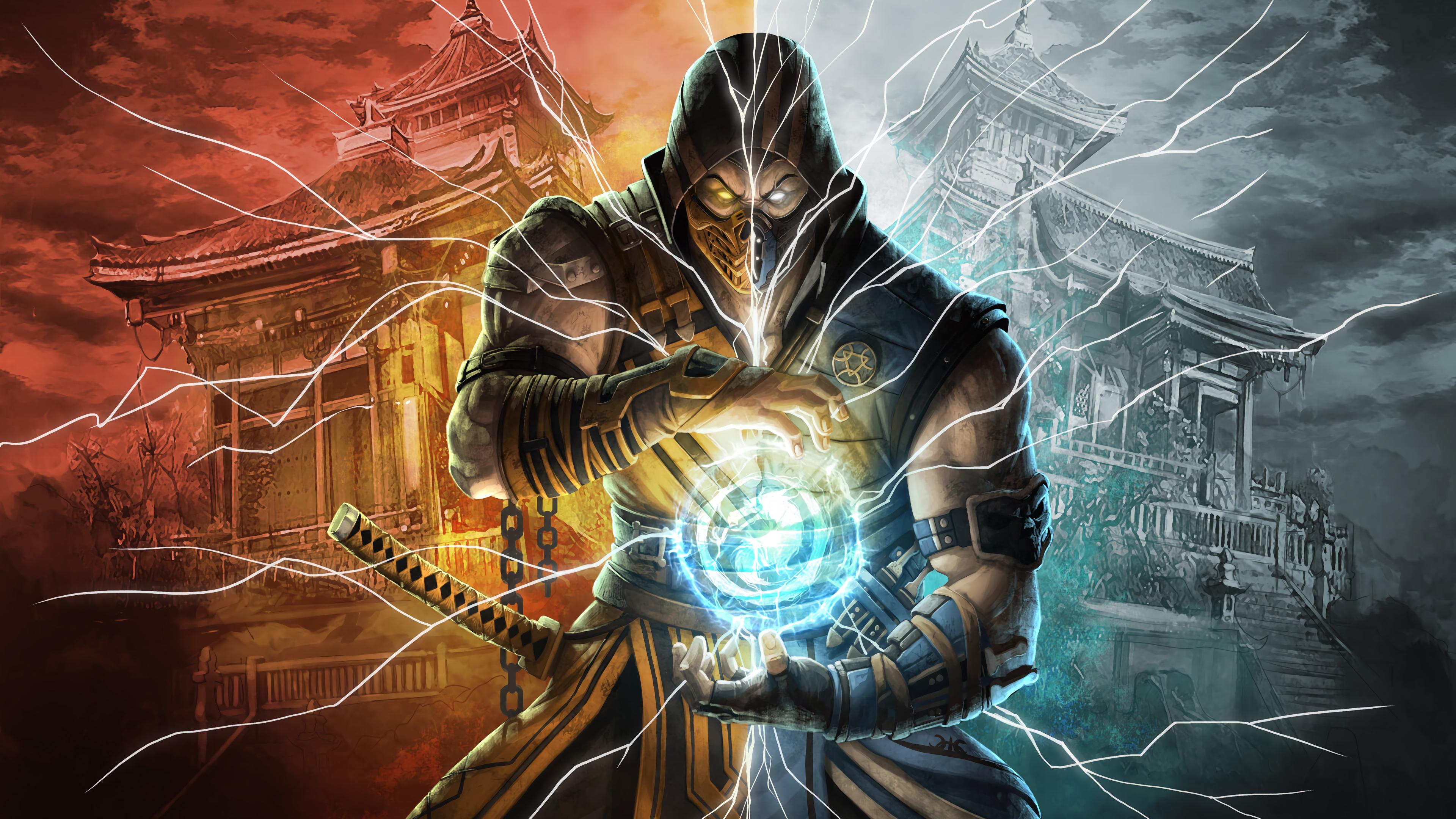 3840x2160 2019 Mortal Kombat 11 4k Hd 4k Wallpapers Images