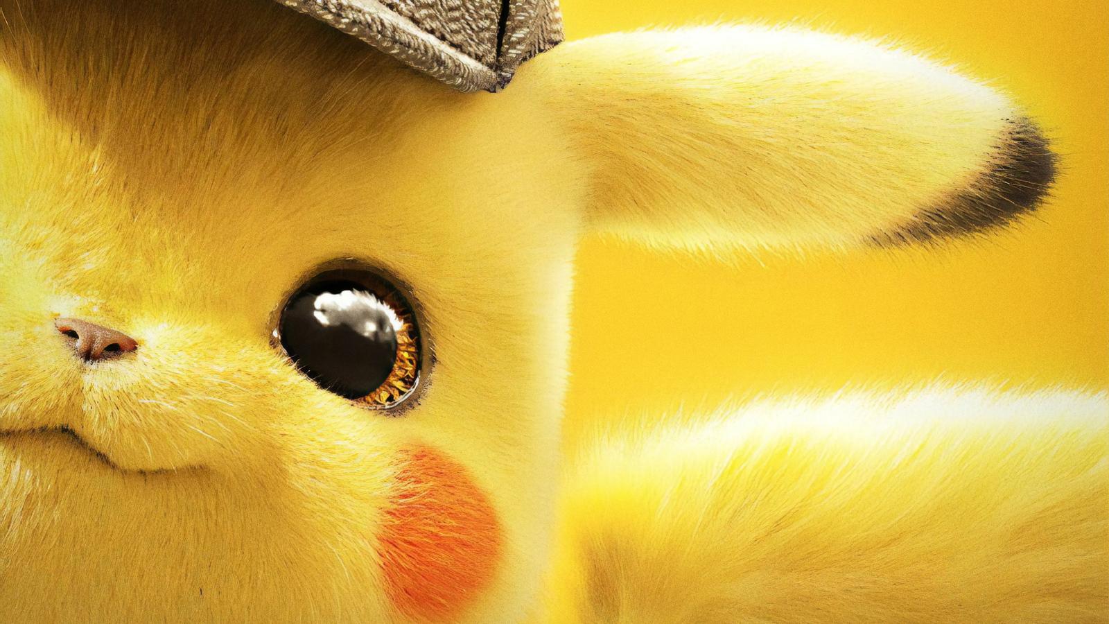 1600x900 2019 Pokemon Detective Pikachu 4k 1600x900 Resolution Hd