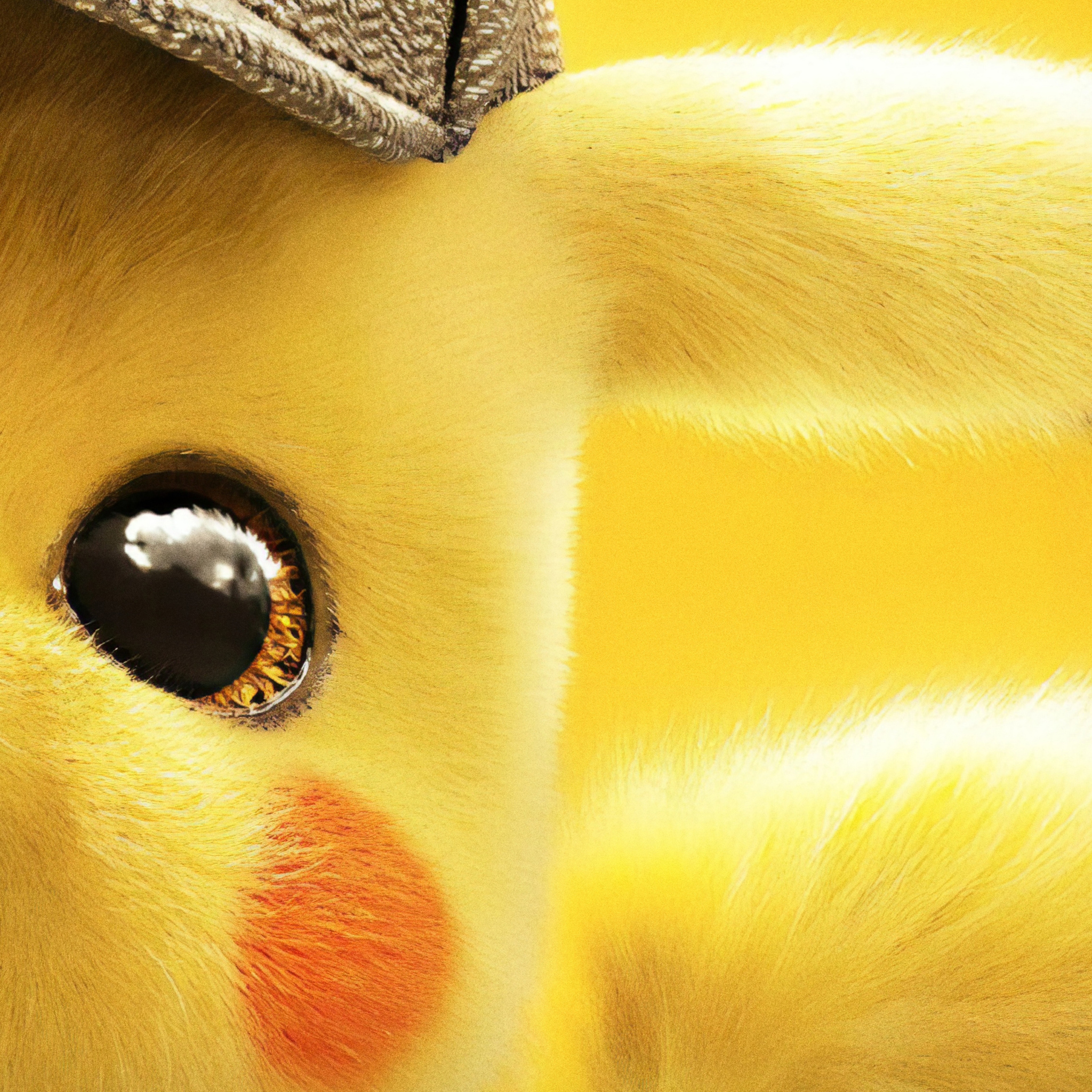 2048x2048 2019 Pokemon Detective Pikachu 4k Ipad Air HD 4k ...