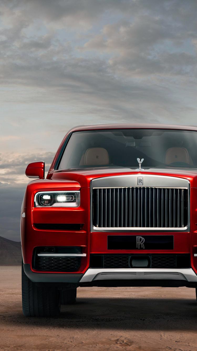 750x1334 2019 Rolls Royce Suv Cullinan Iphone 6 Iphone 6s