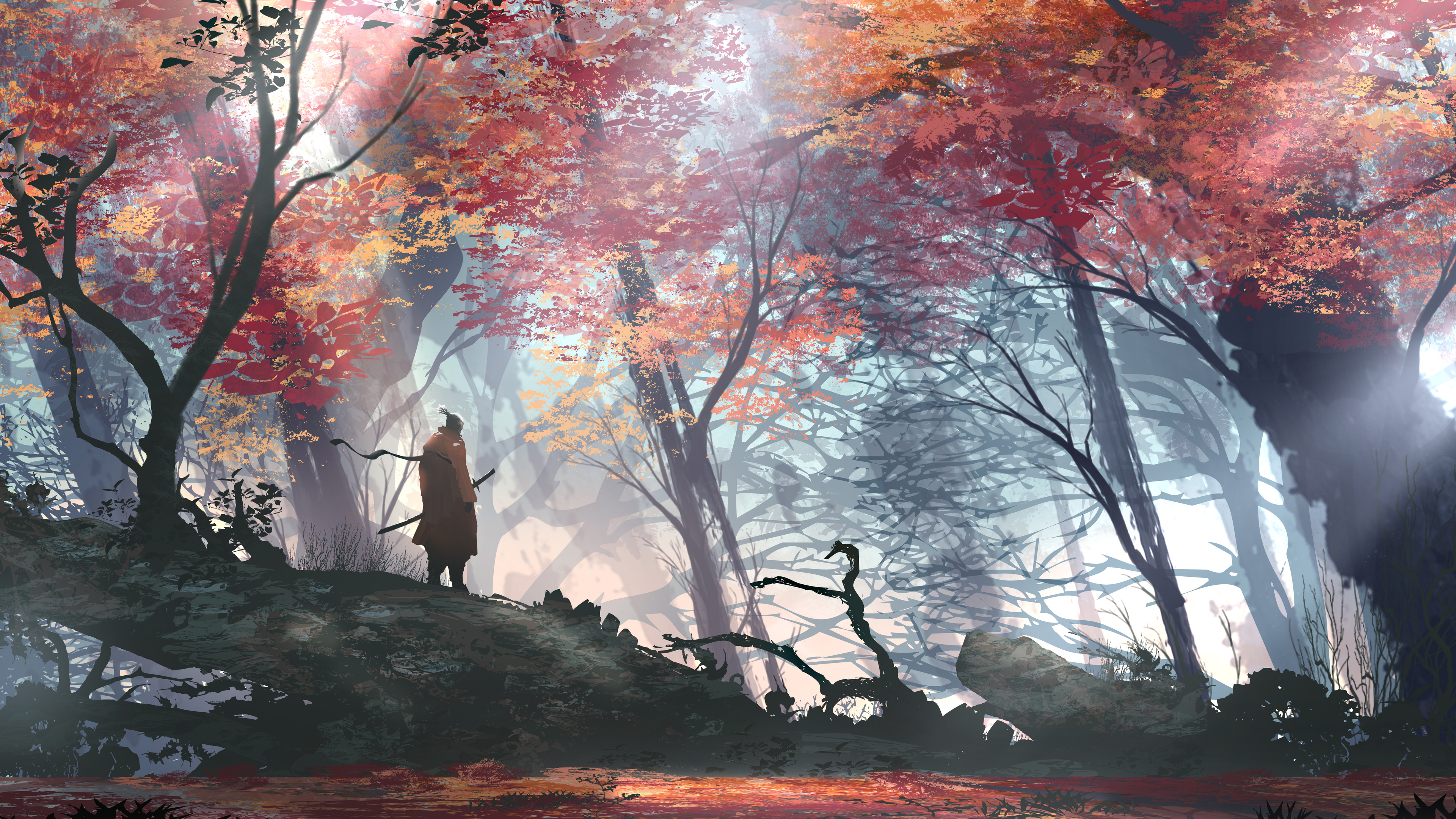 Top 11 Sekiro Shadows Die Twice Wallpapers In 4k And Full Hd