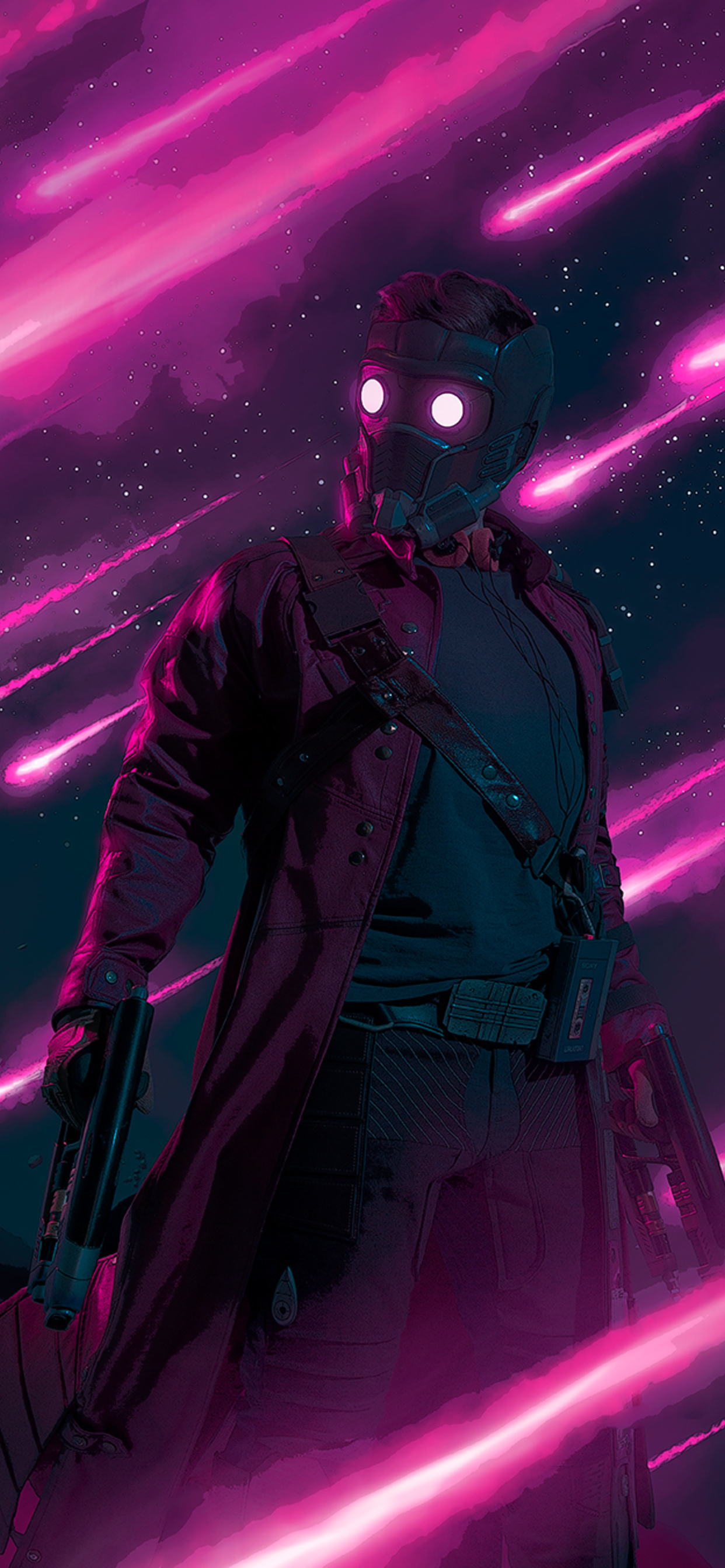 1242x2688 2019 Star Lord Iphone Xs Max Hd 4k Wallpapers