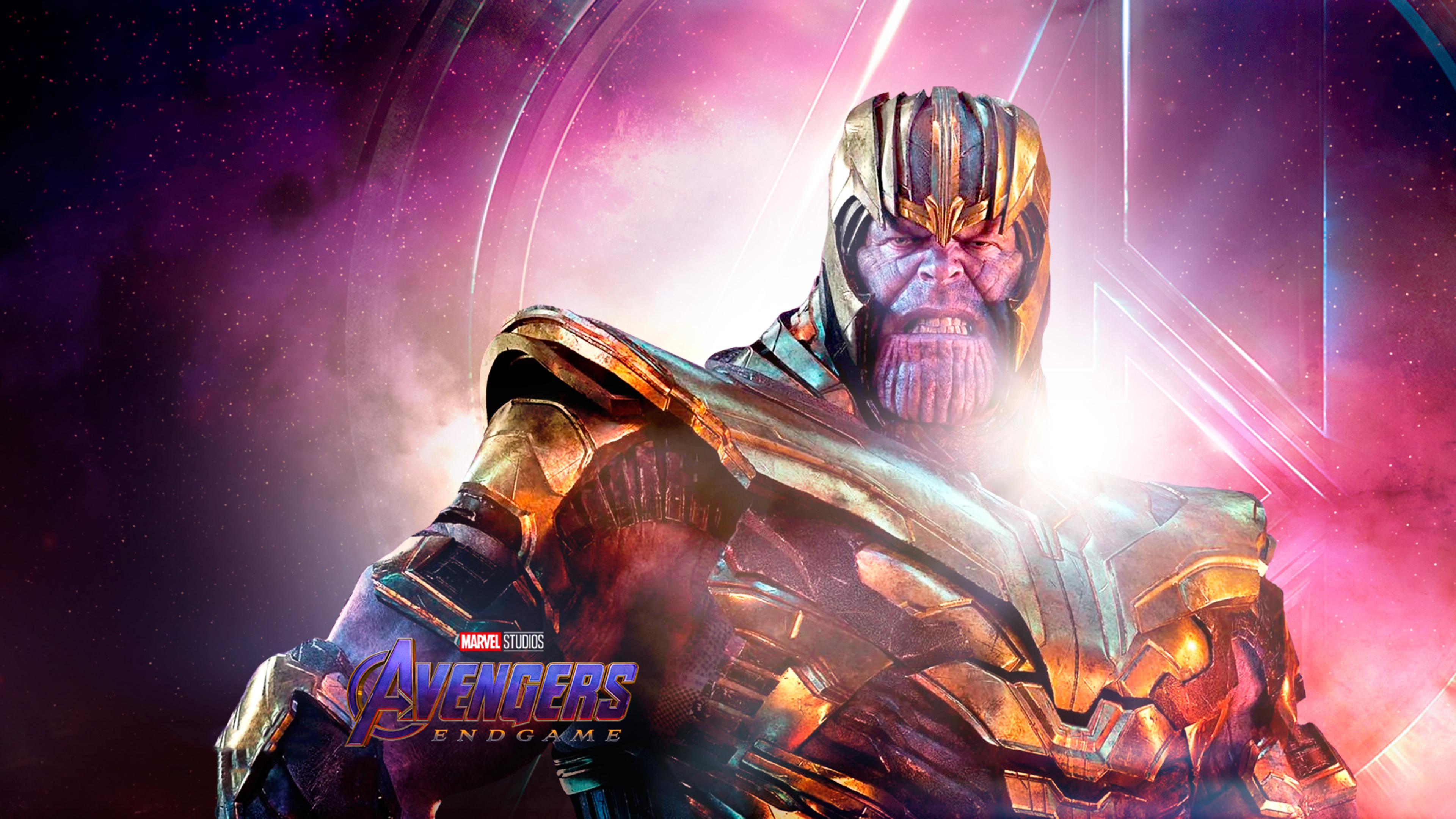 3840x2160 2019 Thanos Avengers Endgame 4k HD 4k Wallpapers ...