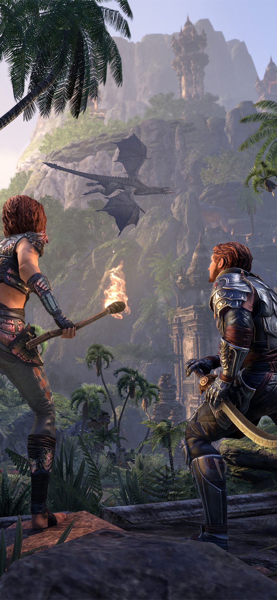 1125x2436 2019 The Elder Scrolls Online Elsweyr Video Game Iphone