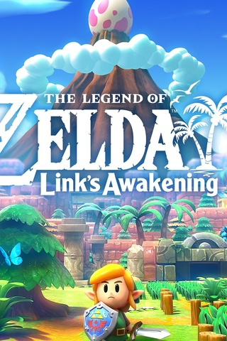 320x480 2019 The Legend Of Zelda Links Awakening Apple