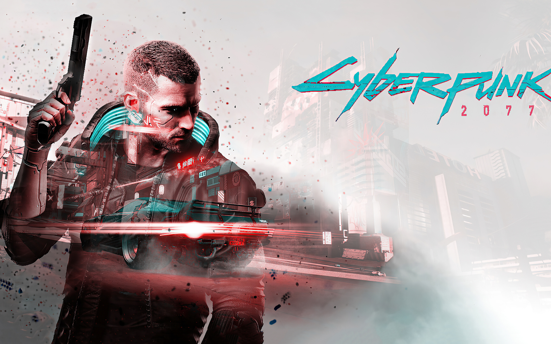 1920x1200 2020 4k Cyberpunk 2077 1080P Resolution HD 4k ...