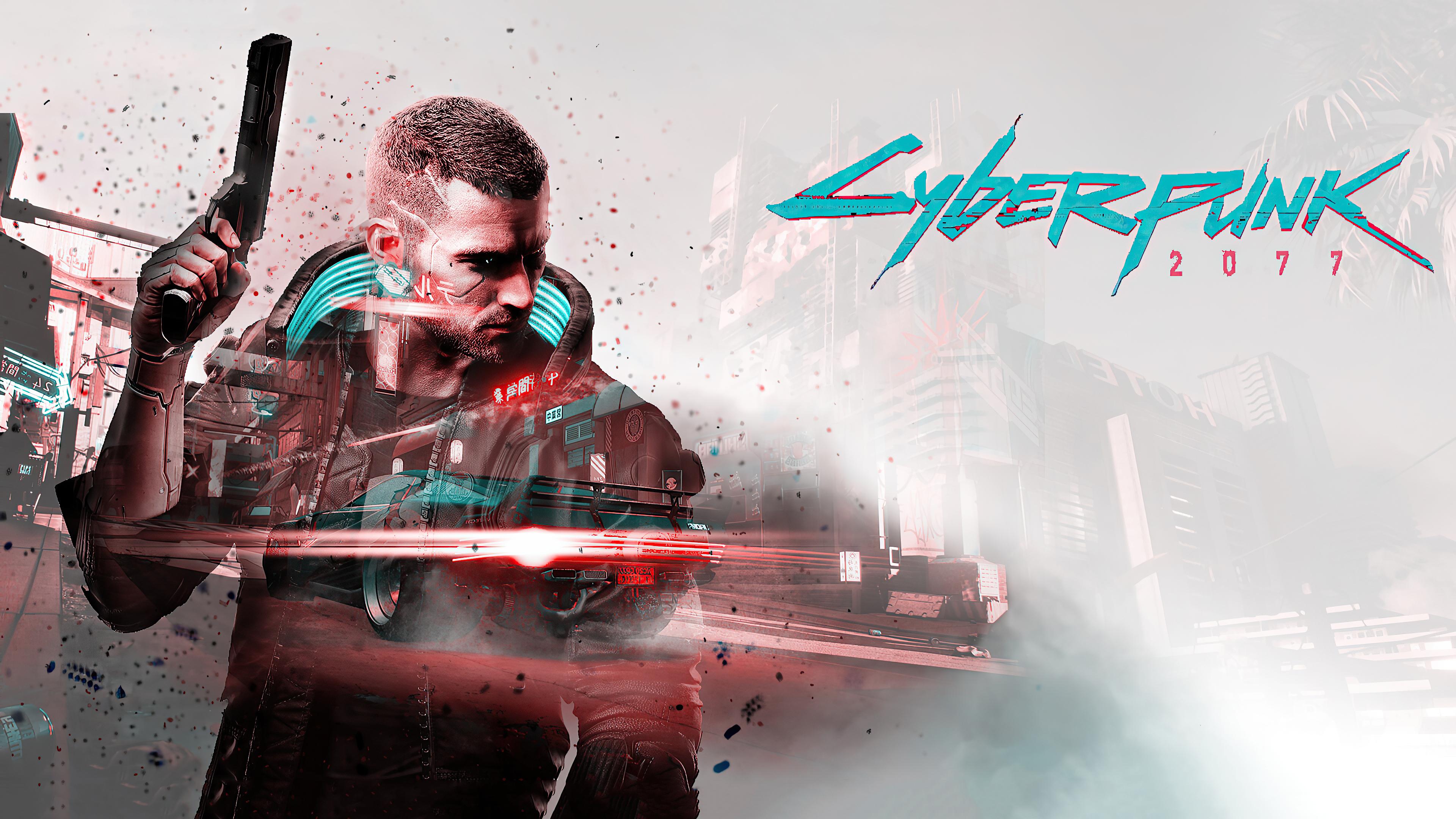 3840x2160 2020 4k Cyberpunk 2077 4k HD 4k Wallpapers ...