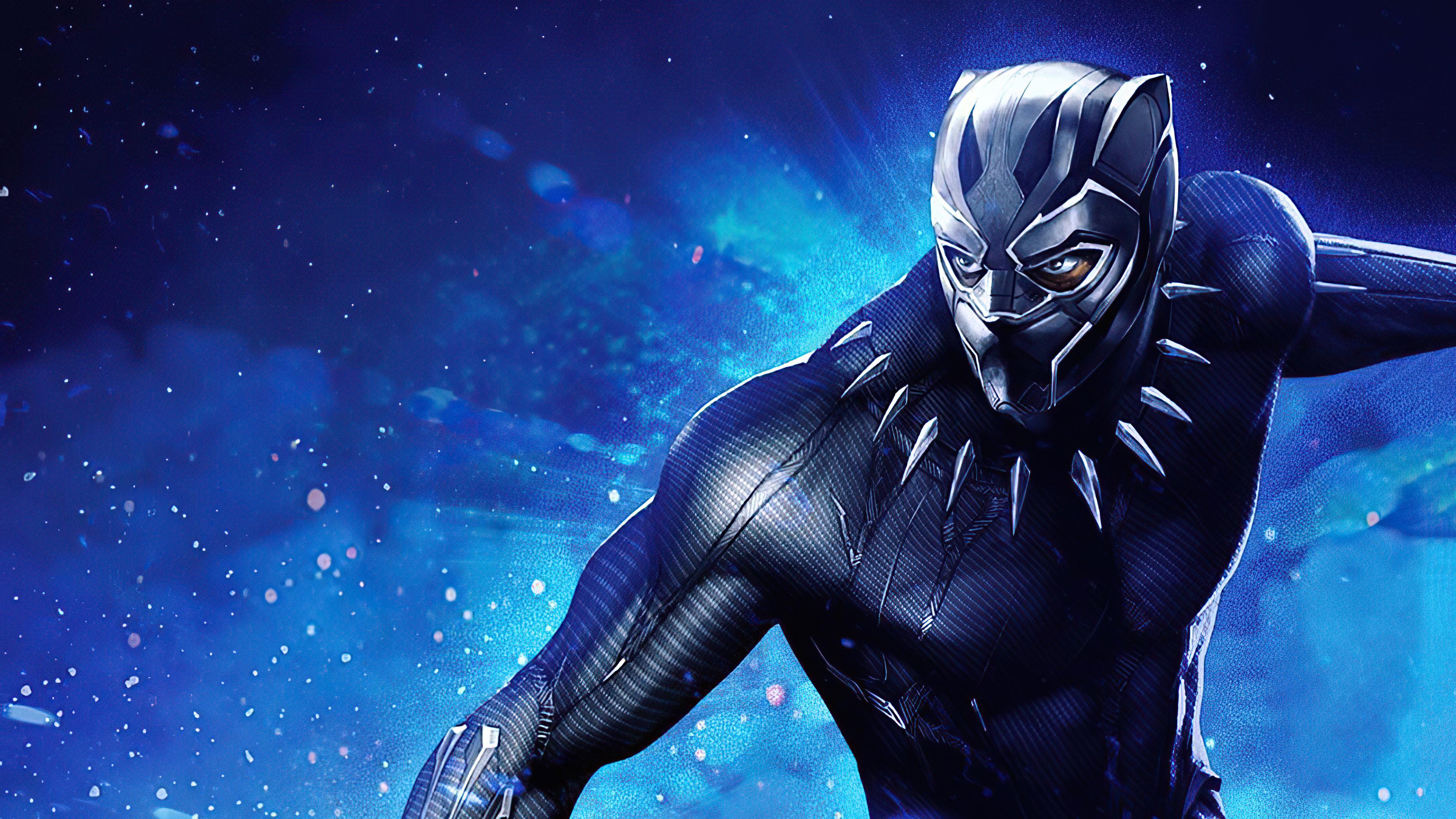 3840x2160 2020 Black Panther Coming 4k HD 4k Wallpapers ...