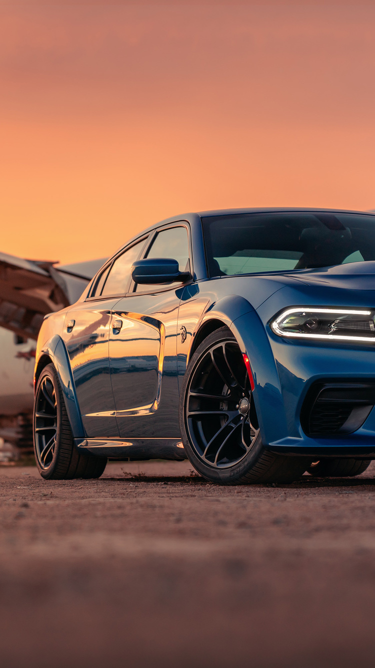 750x1334 2020 Dodge Charger Srt Hellcat Widebody Front Iphone 6 Iphone 6s Iphone 7 Hd 4k Wallpapers Images Backgrounds Photos And Pictures