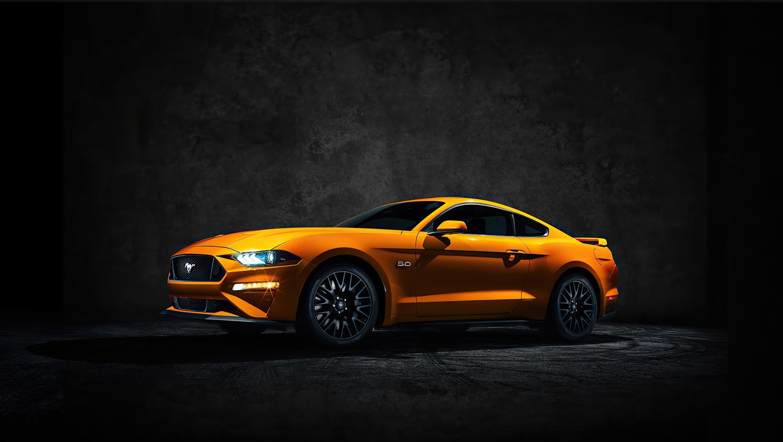 1360x768 2020 Ford Mustang 4k Laptop HD HD 4k Wallpapers ...