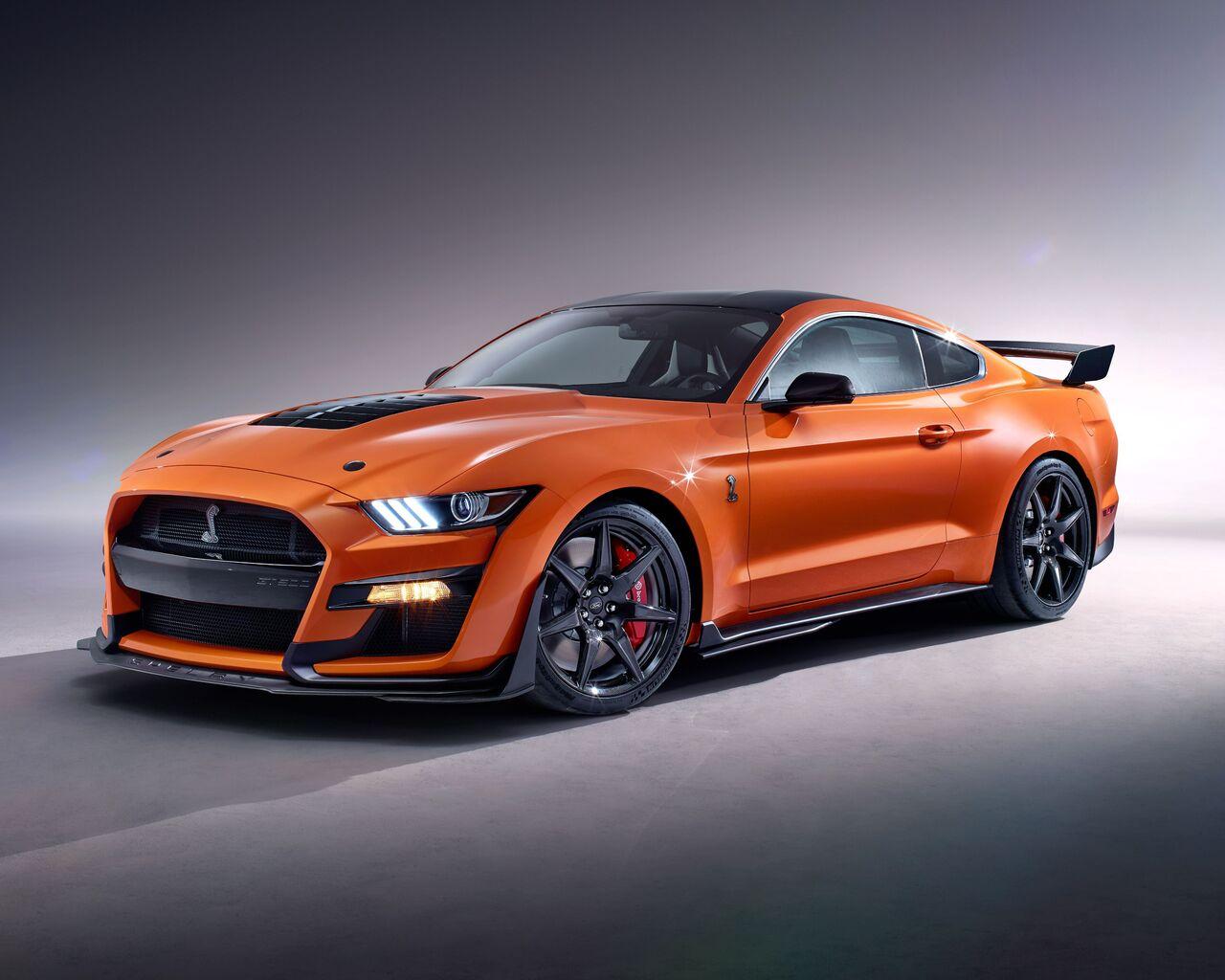 2020 Ford Mustang Gt Wallpaper