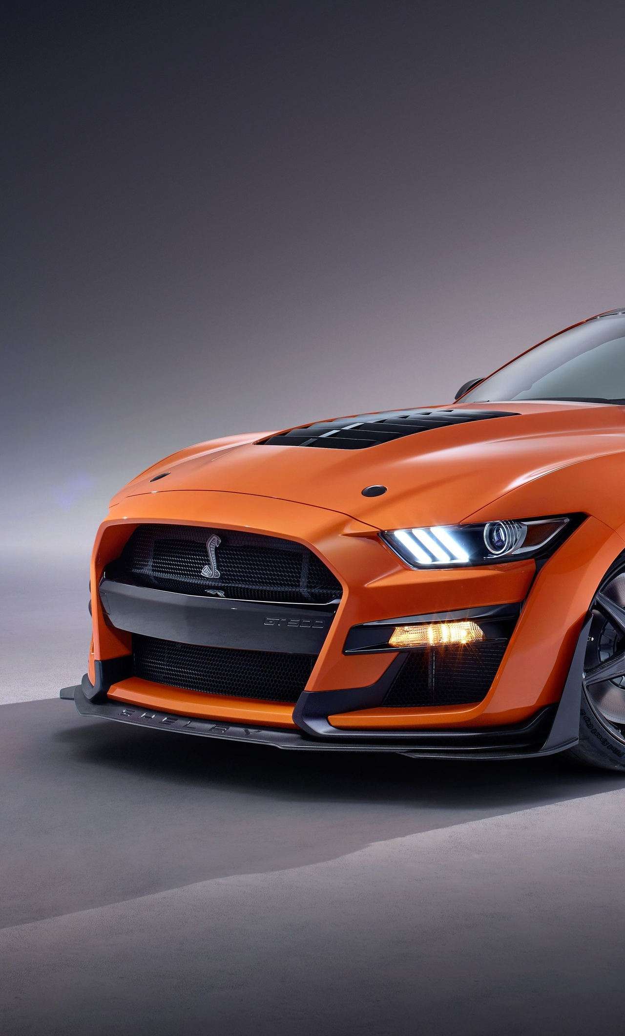 1280x2120 2020 Ford Mustang Shelby GT500 5k iPhone 6+ HD ...
