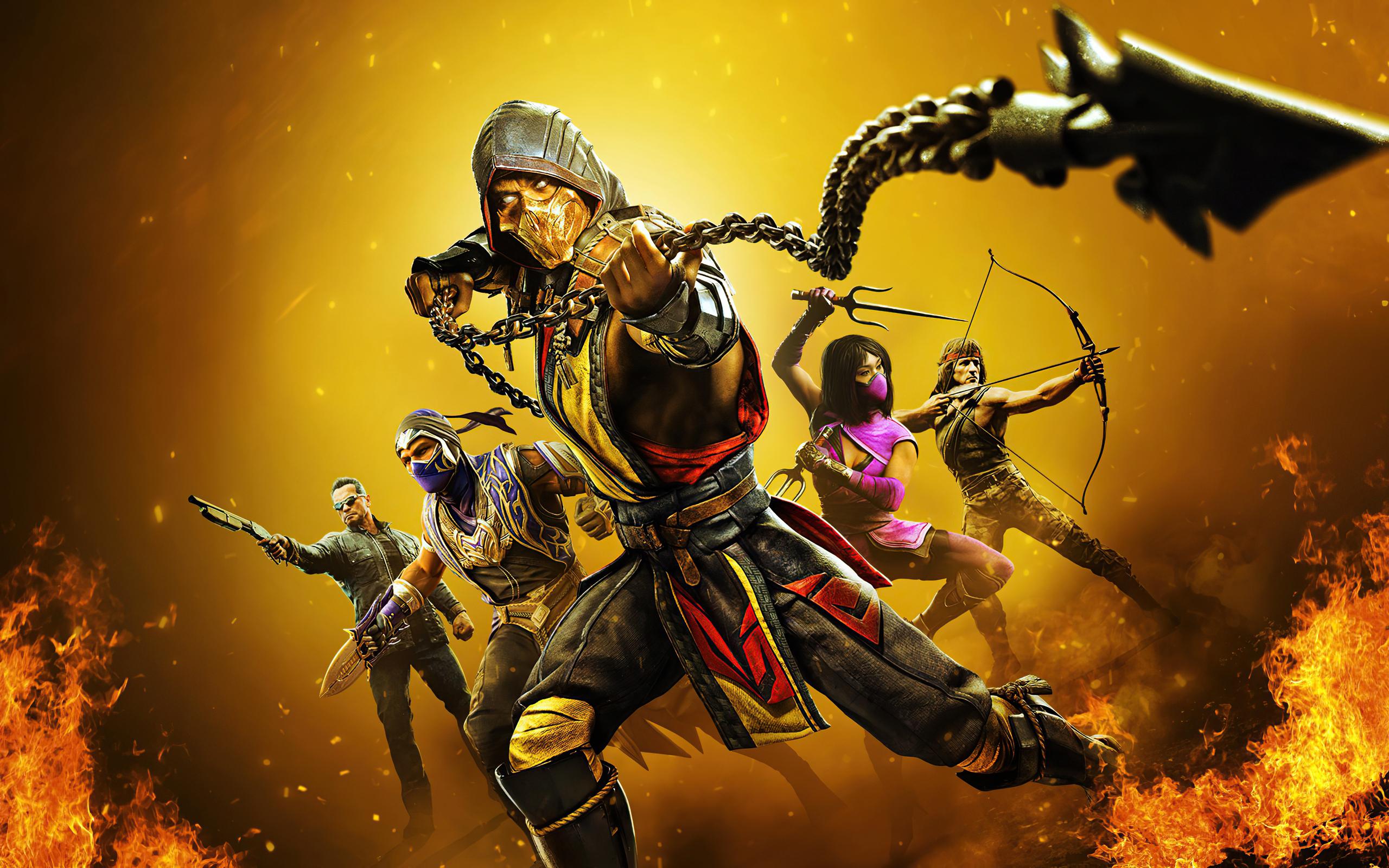 2560x1600 2020 Mortal Kombat 11 4k 2560x1600 Resolution HD ...
