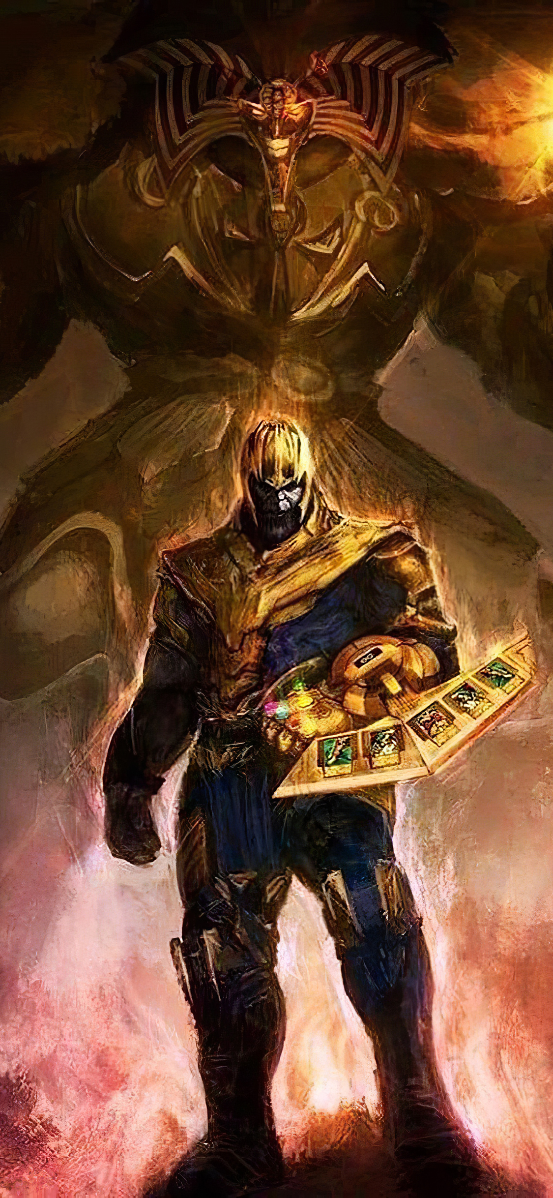 1125x2436 2020 Thanos 4k New Iphone Xs Iphone 10 Iphone X Hd 4k Wallpapers Images Backgrounds Photos And Pictures