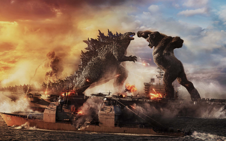 2880x1800 2021 Godzilla Vs Kong Movie Macbook Pro Retina ...